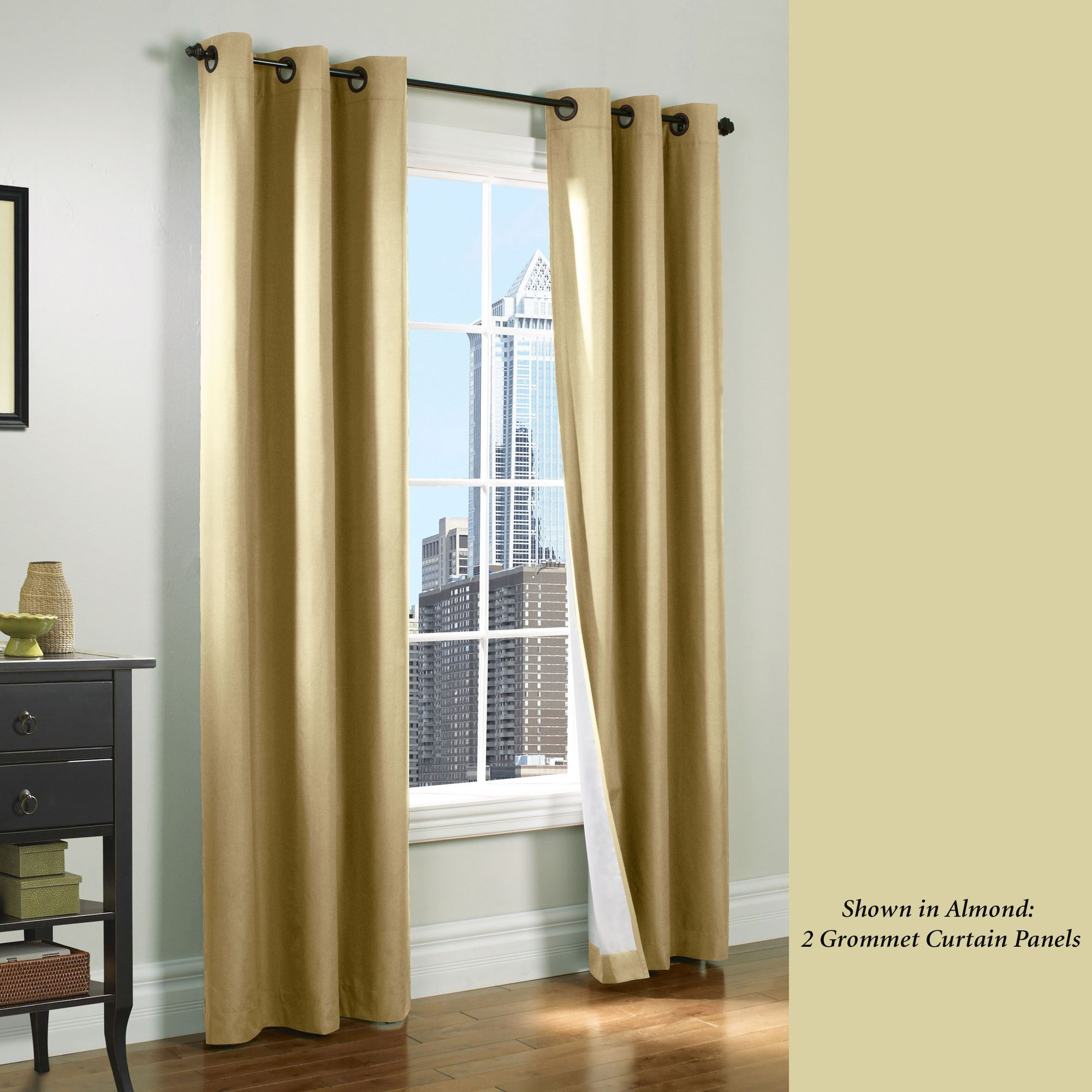 Prelude Thermalogic Tm Grommet Curtain Panels