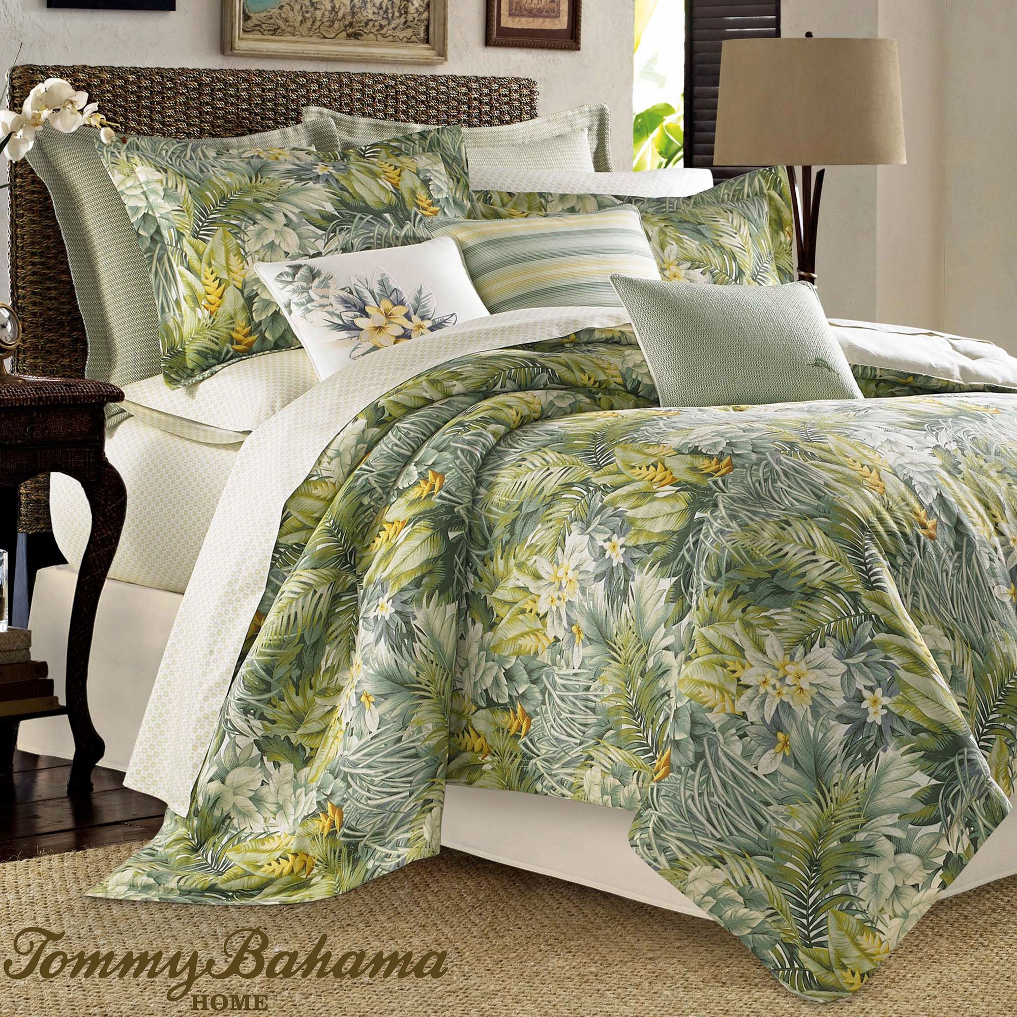 Comforters and Comforter Sets   Touch of Class : tropical quilt sets - Adamdwight.com