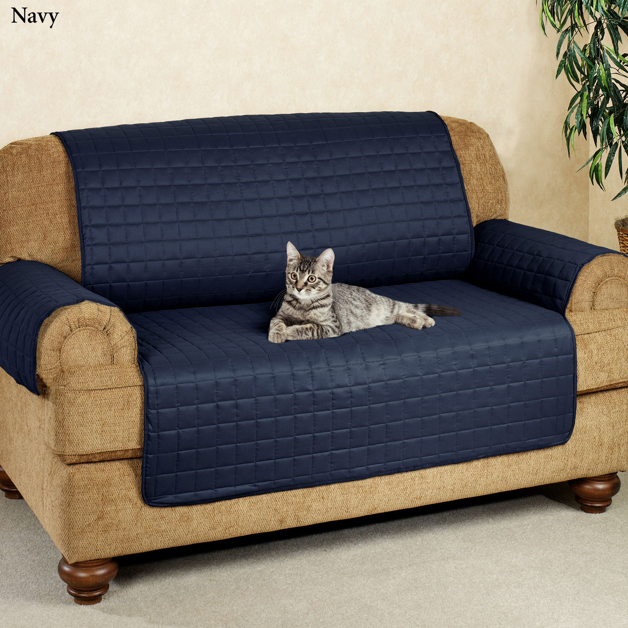 Microfiber Pet Furniture Sofa Cover