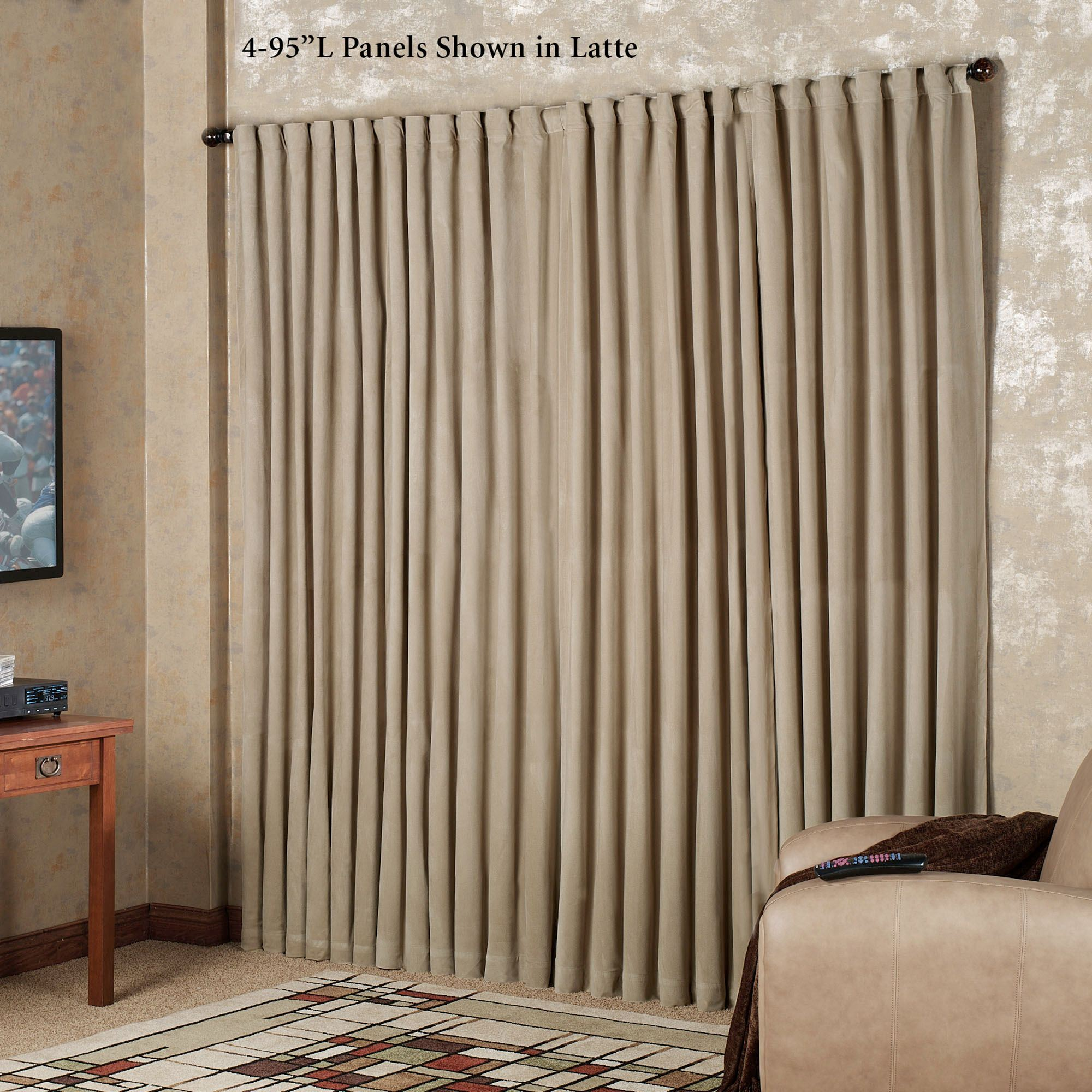 pin theater drapes home stage