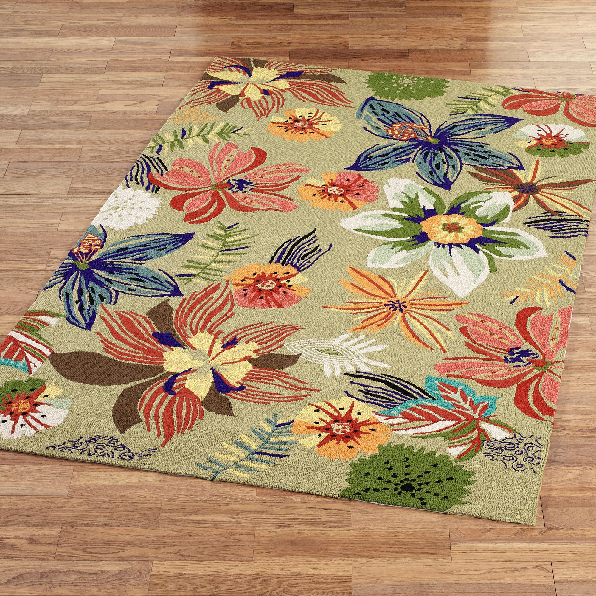 Four Seasons Rectangle Rug