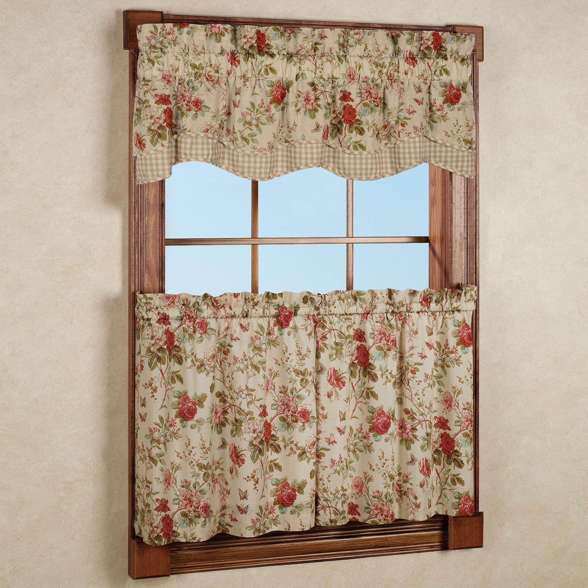 wondrous yellow curtains double valance fabric stunning kitchen window