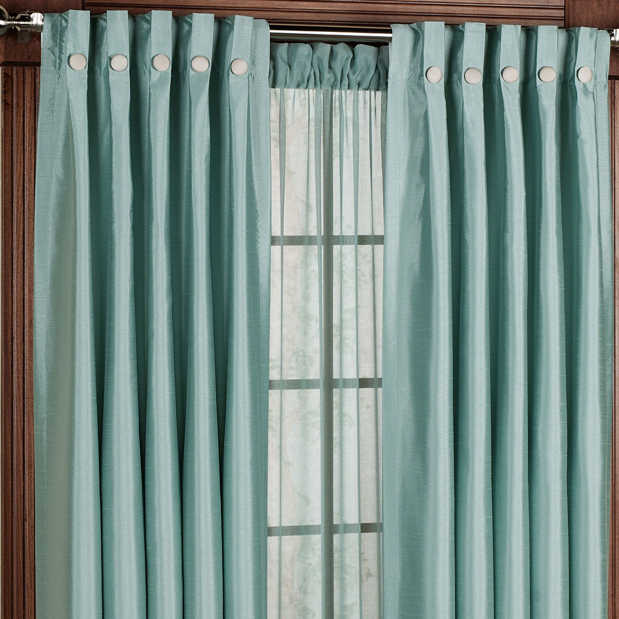 Artisan Box Pleated Curtains