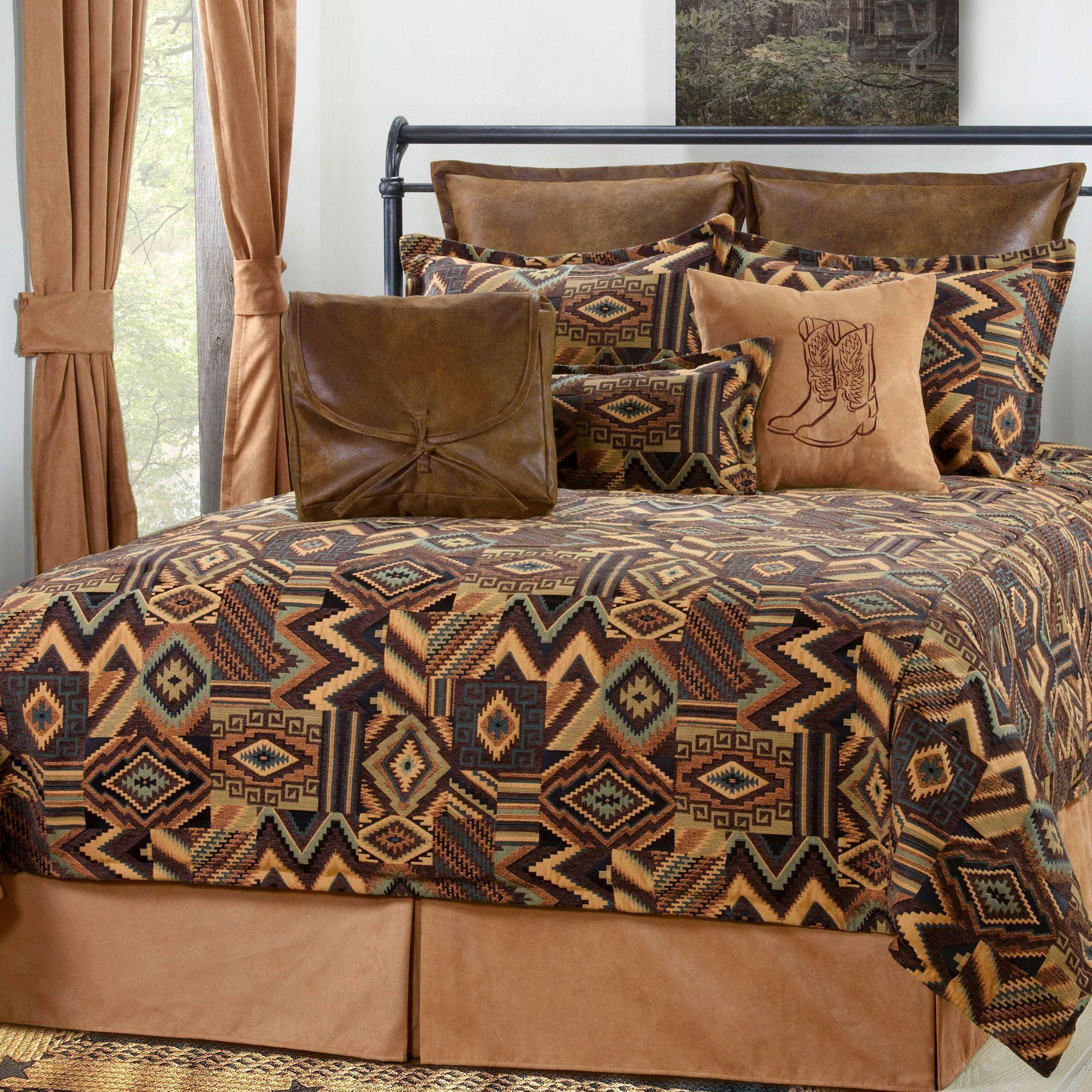 Tucson Southwest Comforter Bedding