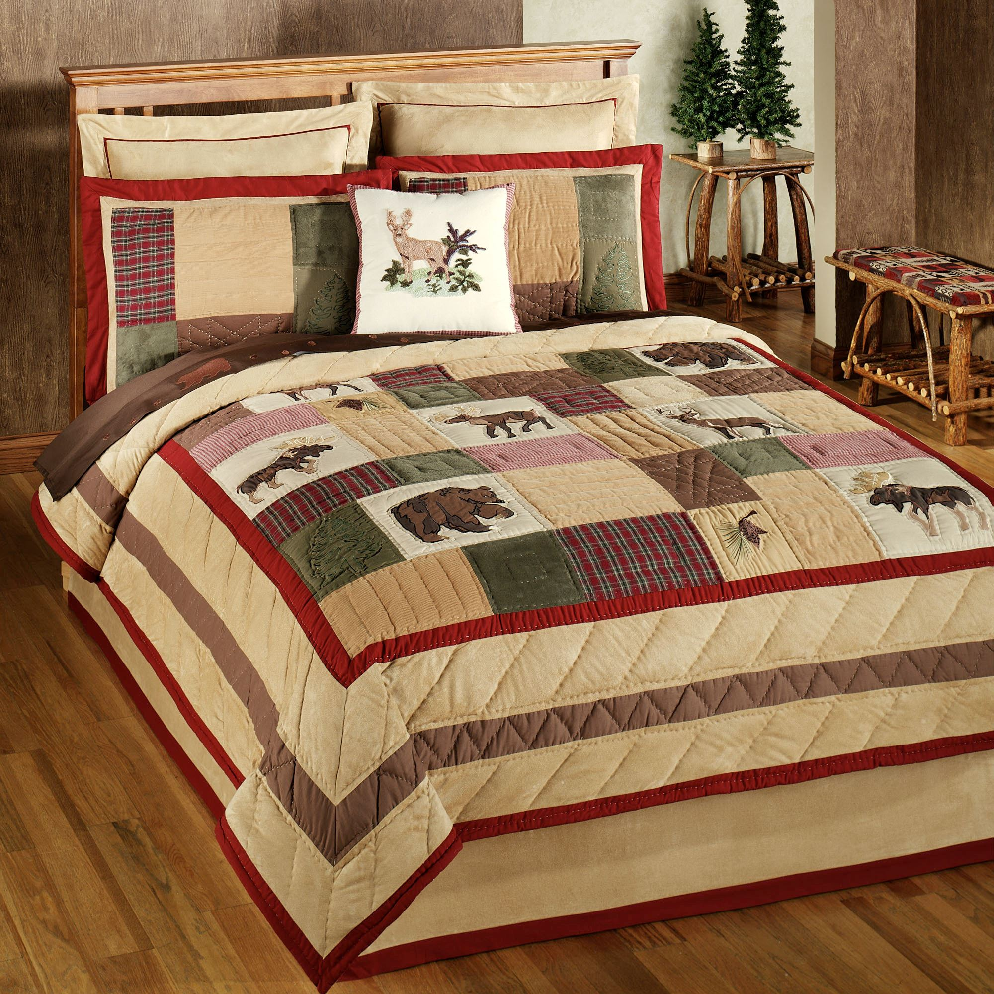 Big Sky Quilt Bedding