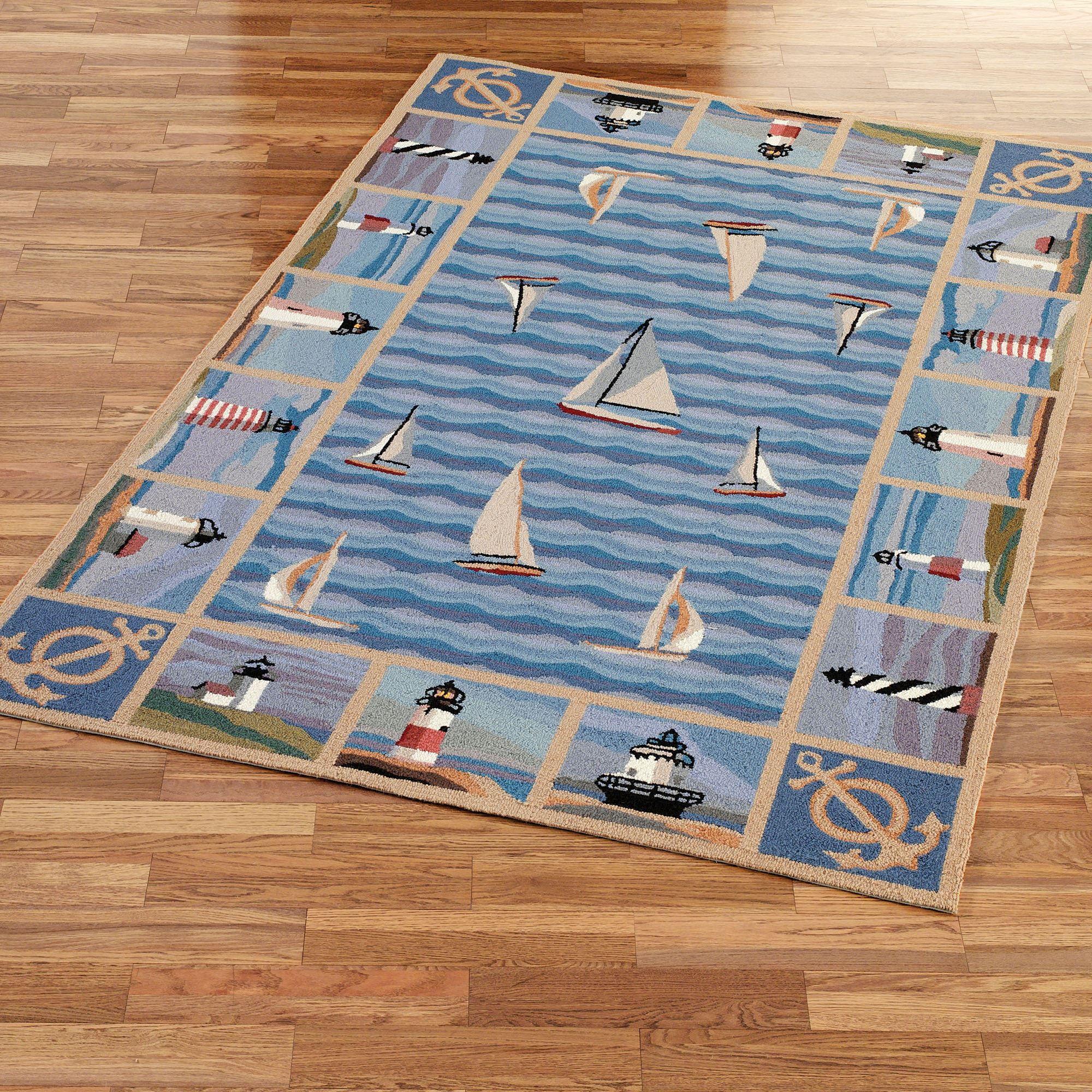 Lighthouse Rugs Cheap