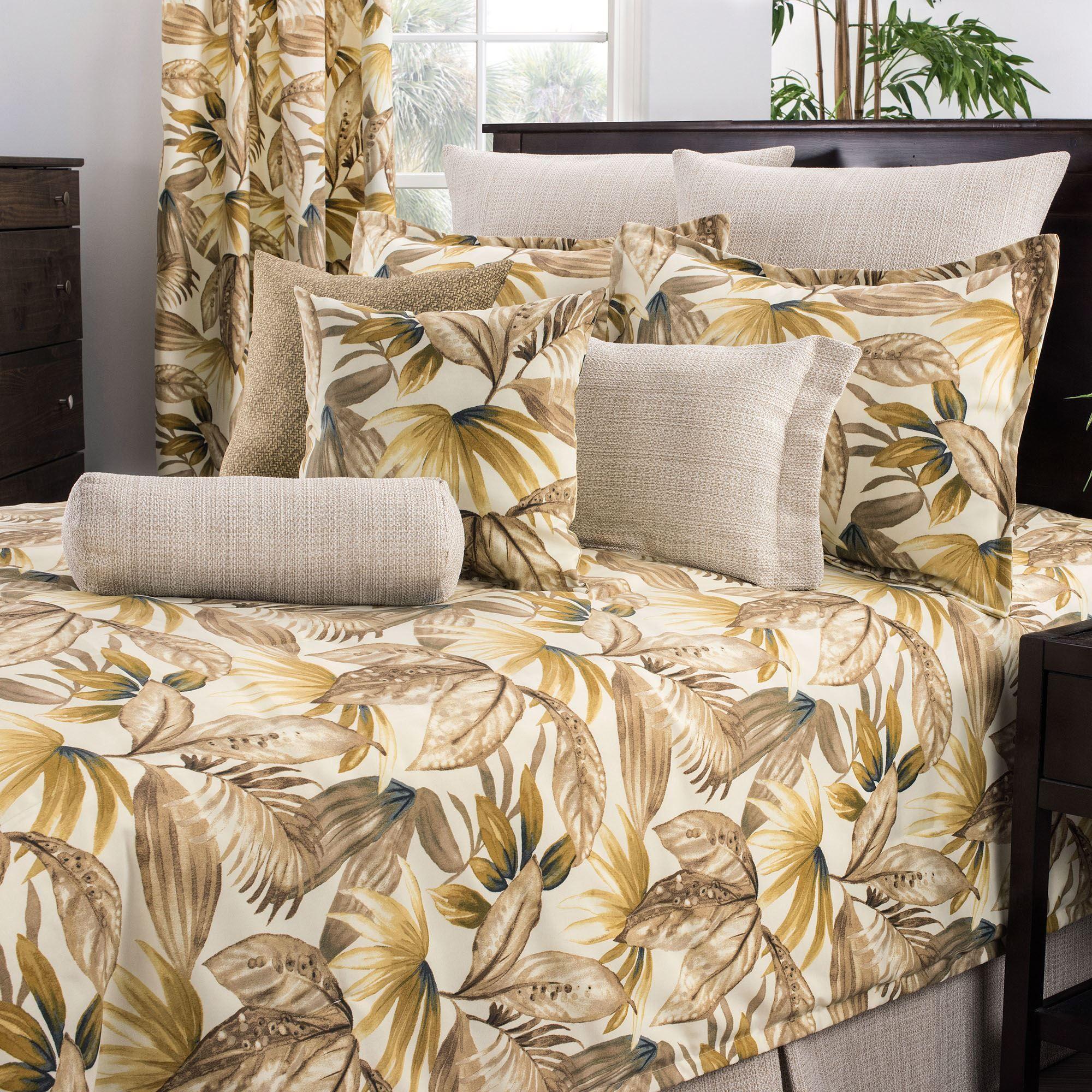 Tahiti Tropical Comforter Bedding