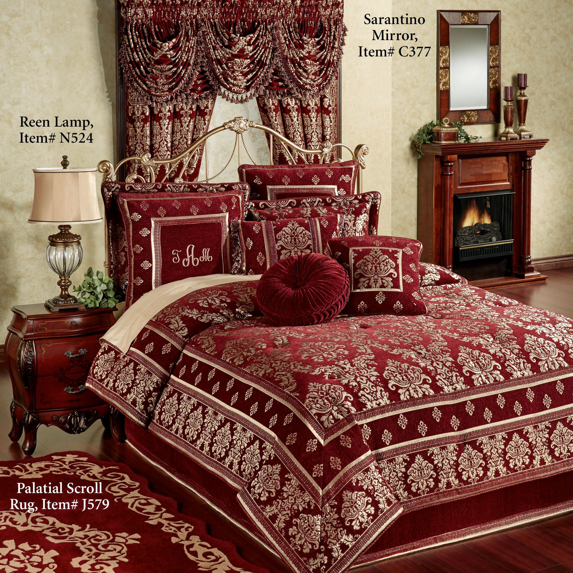 burgundy twin bedding and better image homes comforter stupendous luxury vines cute staggering sets gardens bedroom brown queen piece comforters set uk