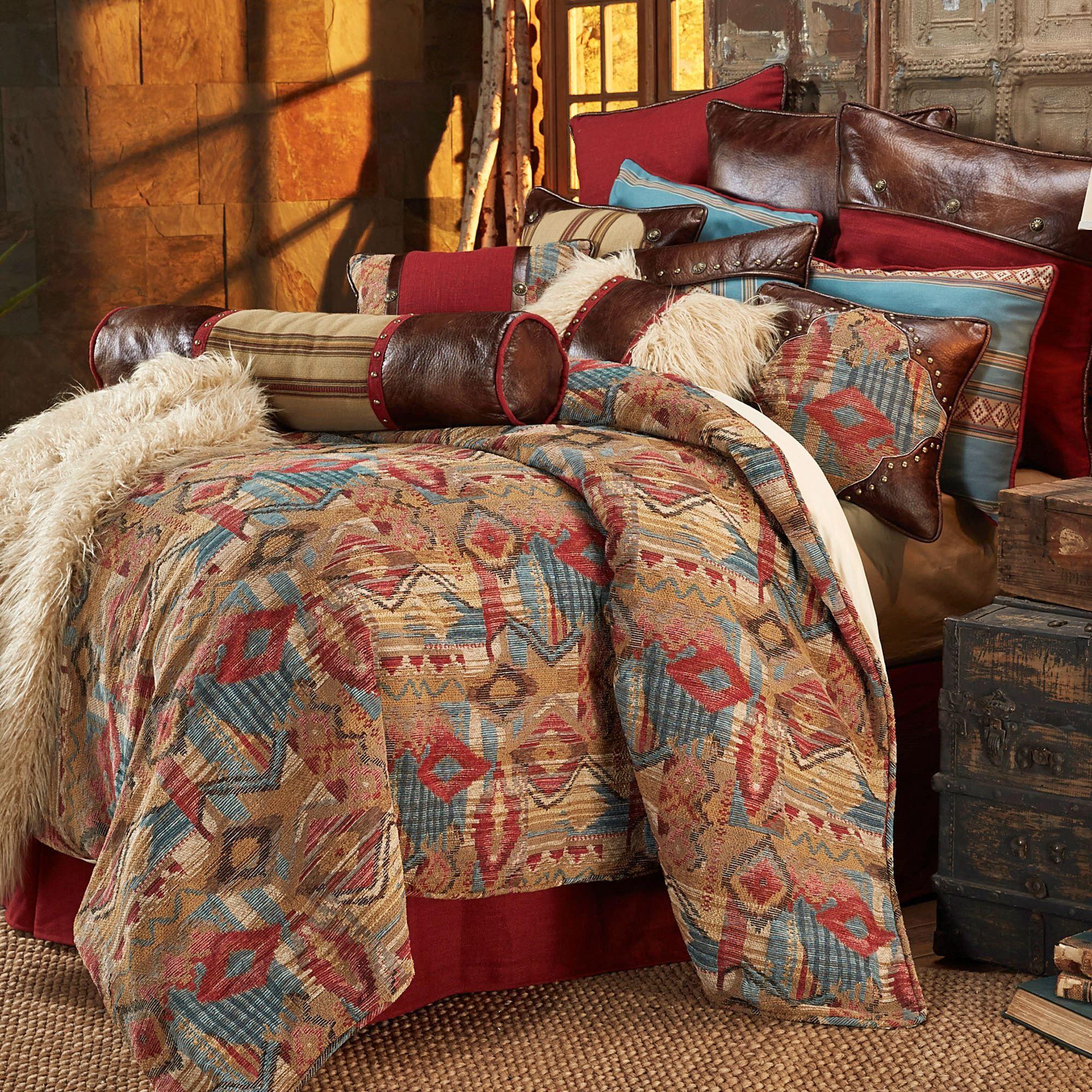 Ruidoso Southwest Comforter Bedding