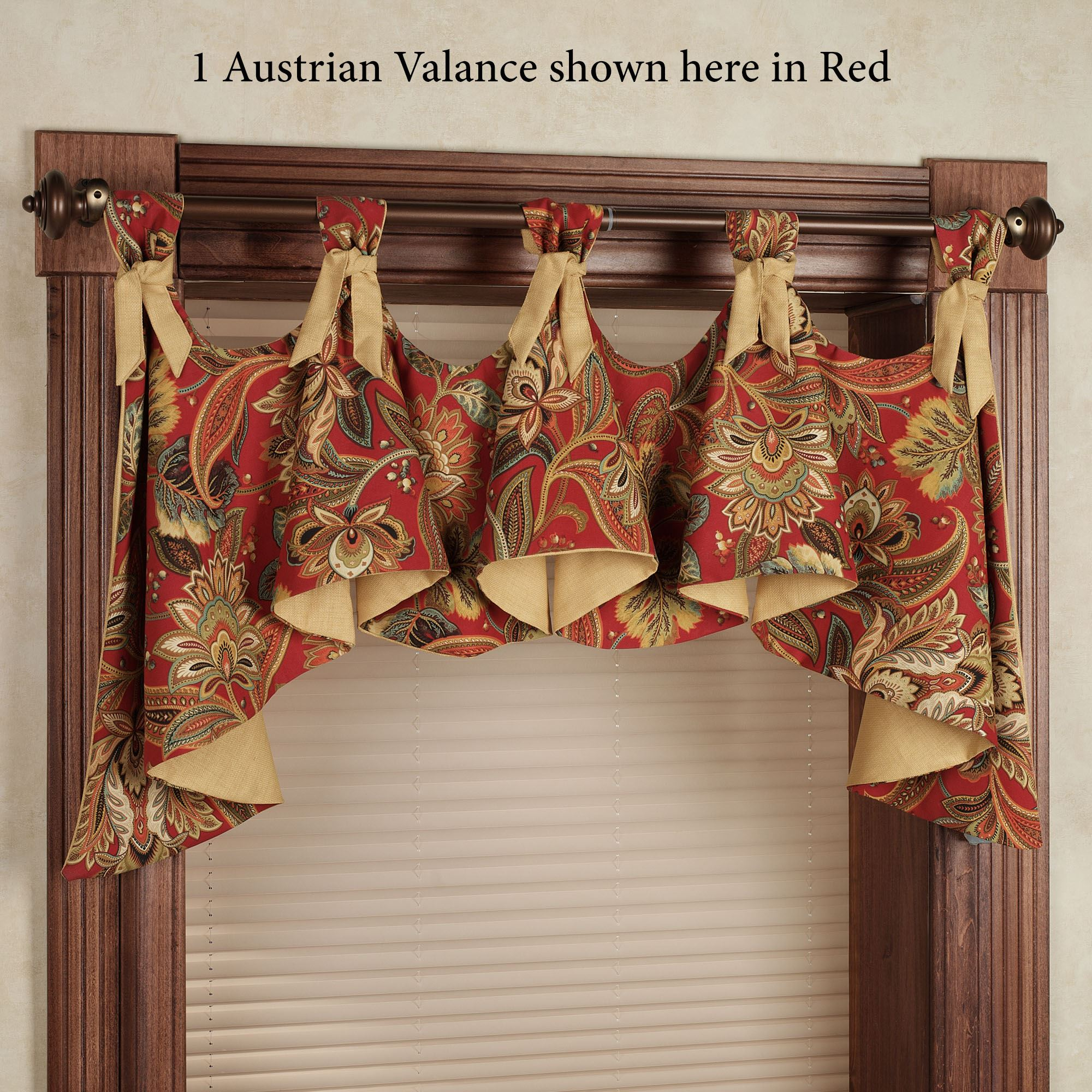 lined homes walmart better kitchen of or ip stripes steers valance set com curtains gardens and valances