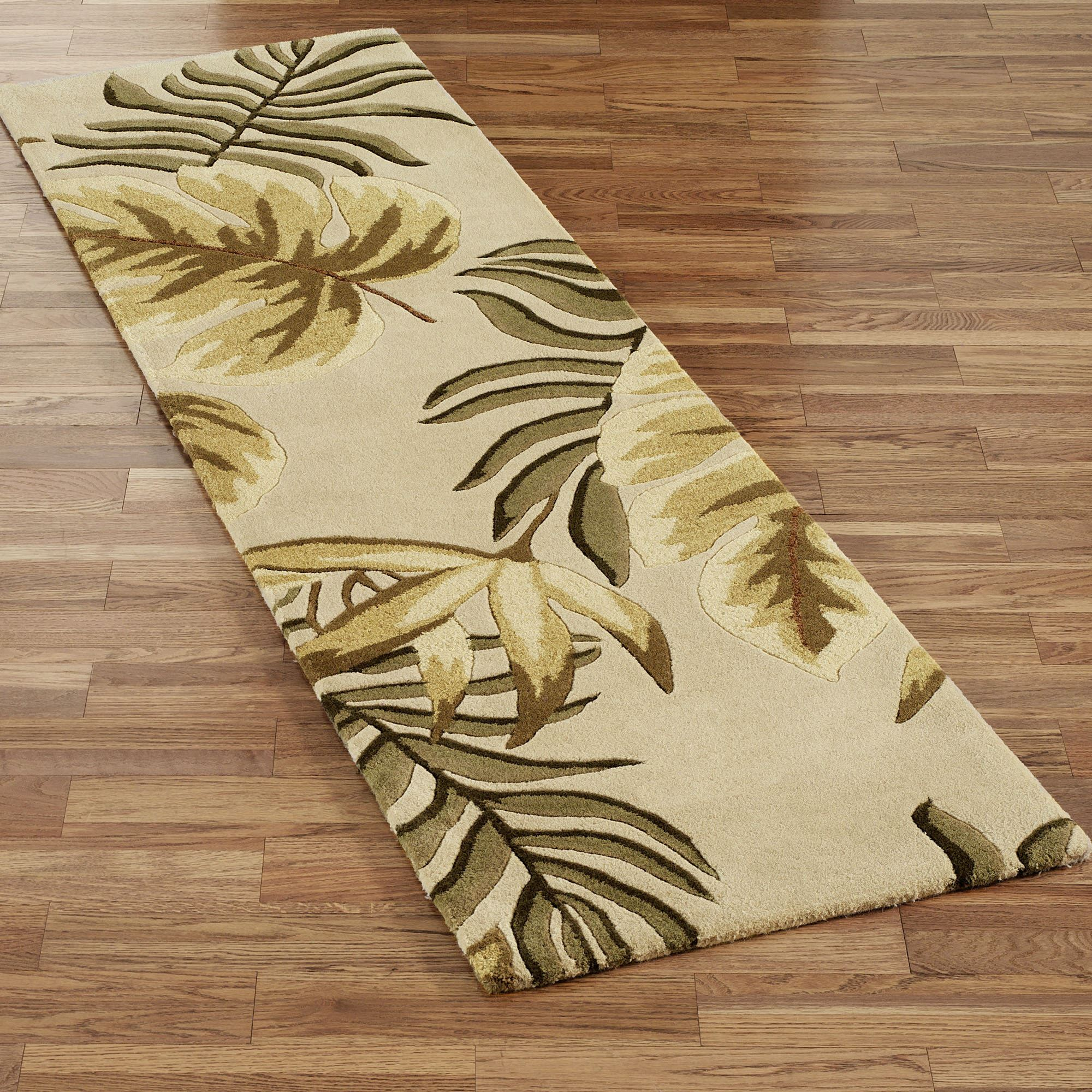 Perfect Enchanted Leaves Area Rugs BC29
