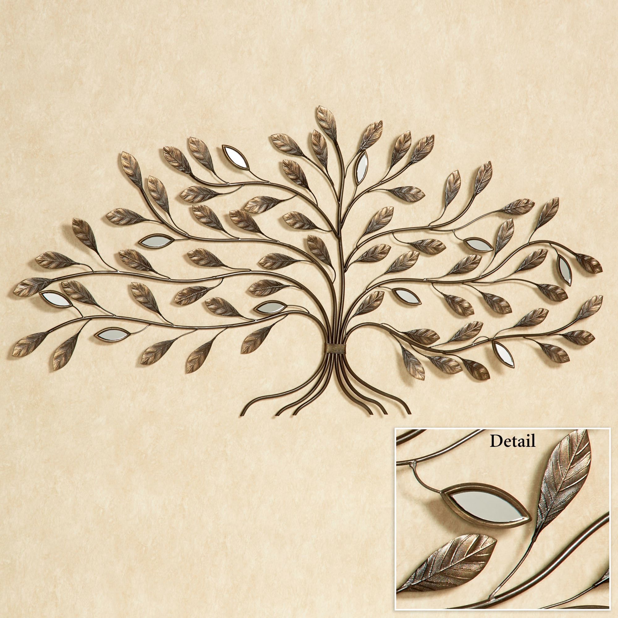 Marielle Tree Wall Art Brown. Click To Expand