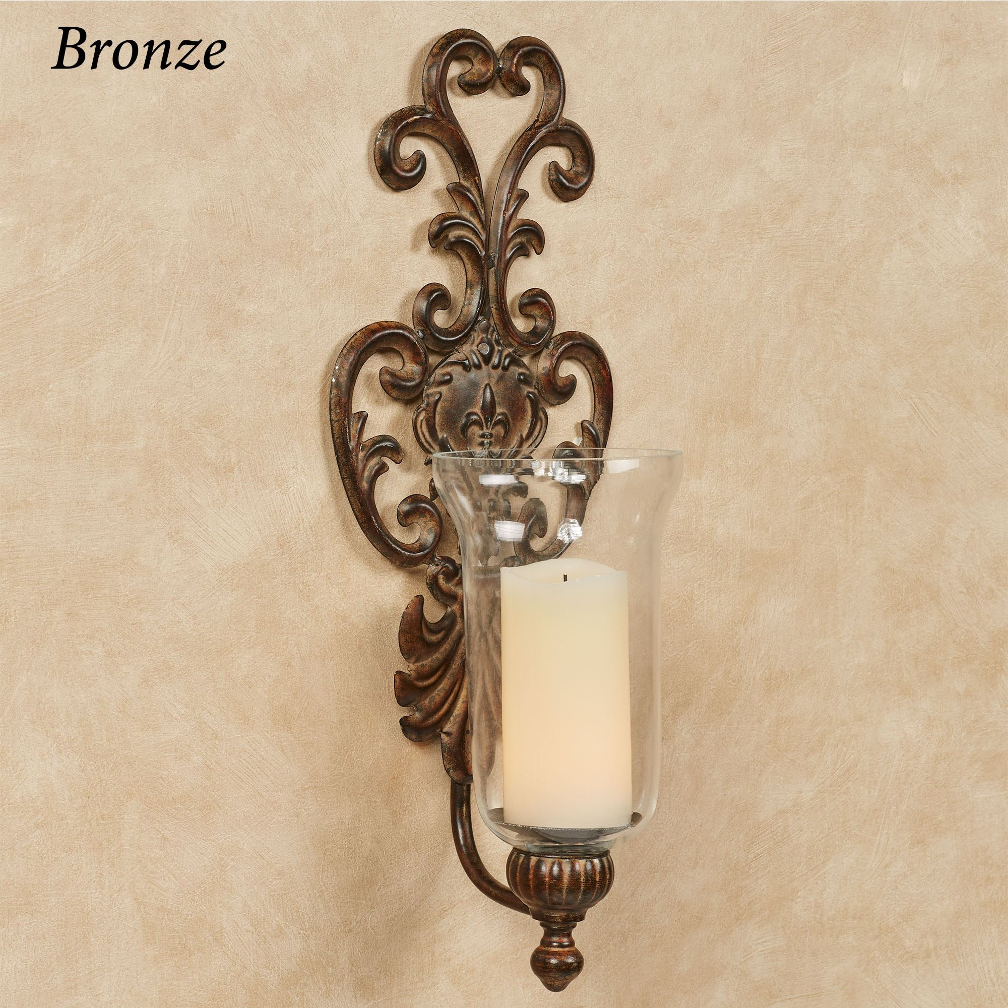 metal candle holders uttermost sconces p falconara wall sconce holder