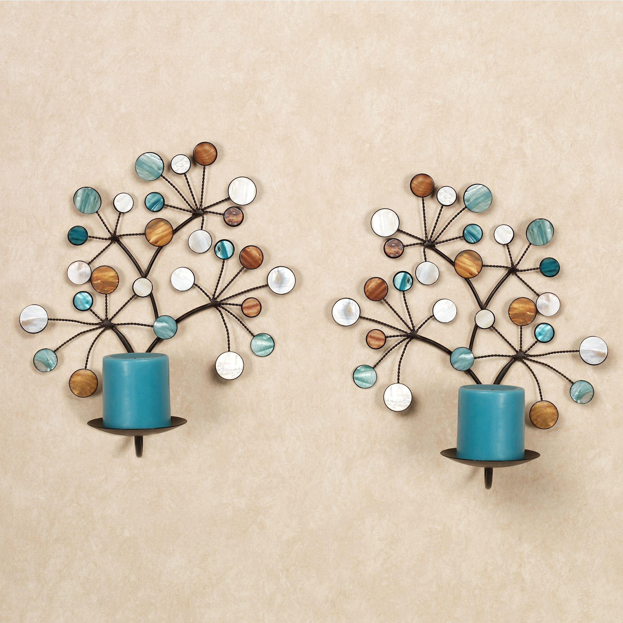 Small wall sconces images home wall decoration ideas small wall sconces and candleholders touch of class capizia wall candleholder set amipublicfo images amipublicfo Gallery