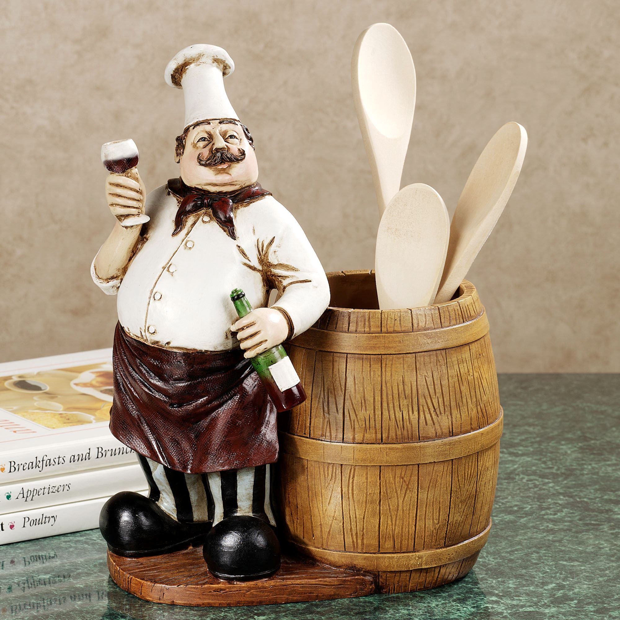 Chefs Gourmet Utensil Holder