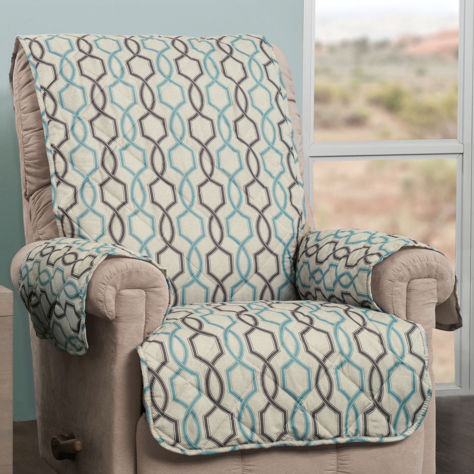 Impulsive Patterned Quilted Furniture Protectors : quilted furniture protectors - Adamdwight.com