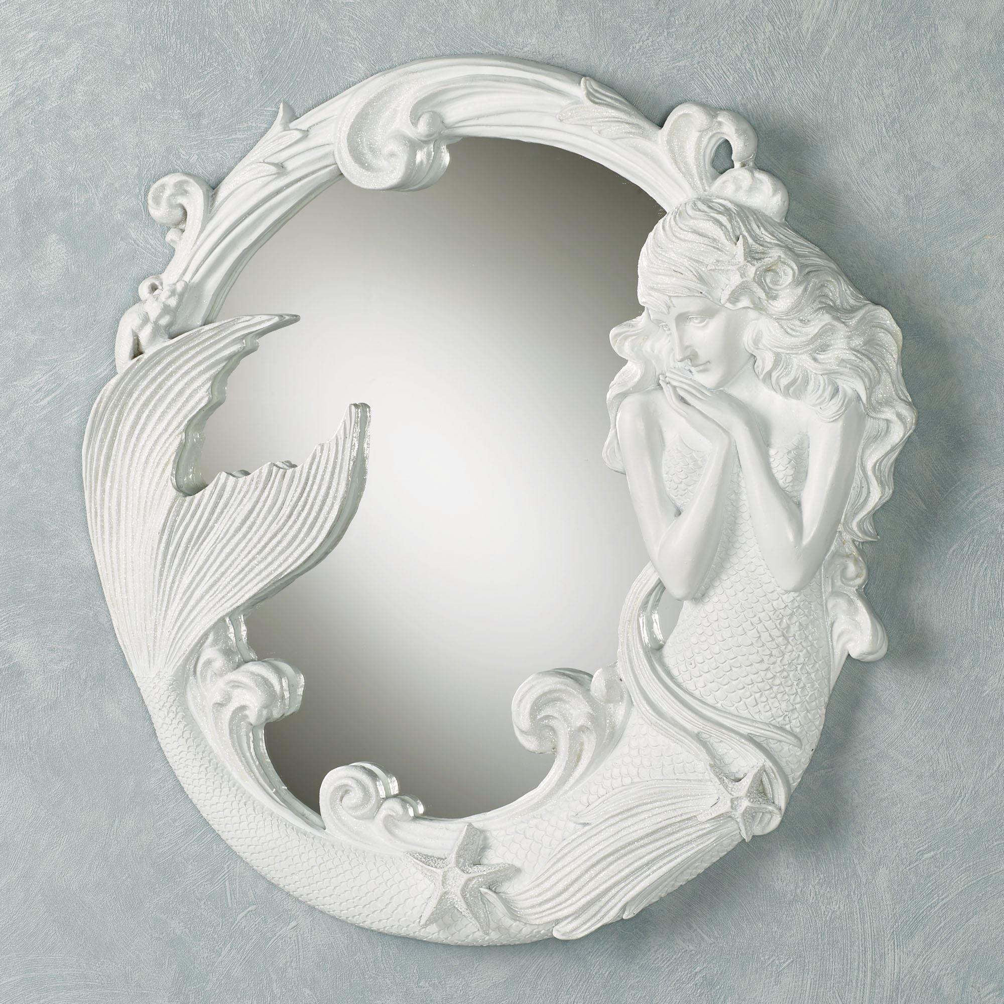 Mystical Mermaid Wall Mirror