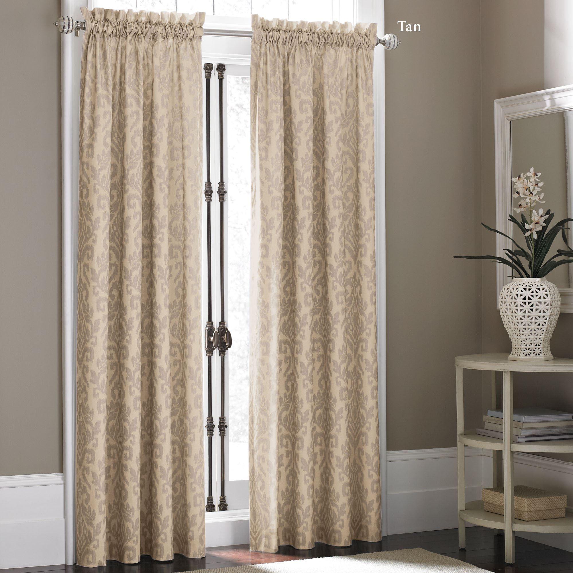decorative with curtain ball walmart inch com diameter rod mainstays ip curtains finial