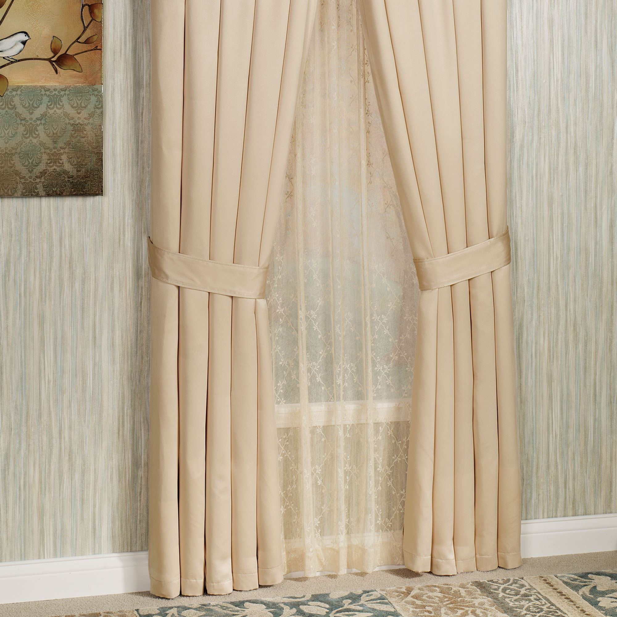 Color Classics(R) Tailored Curtains