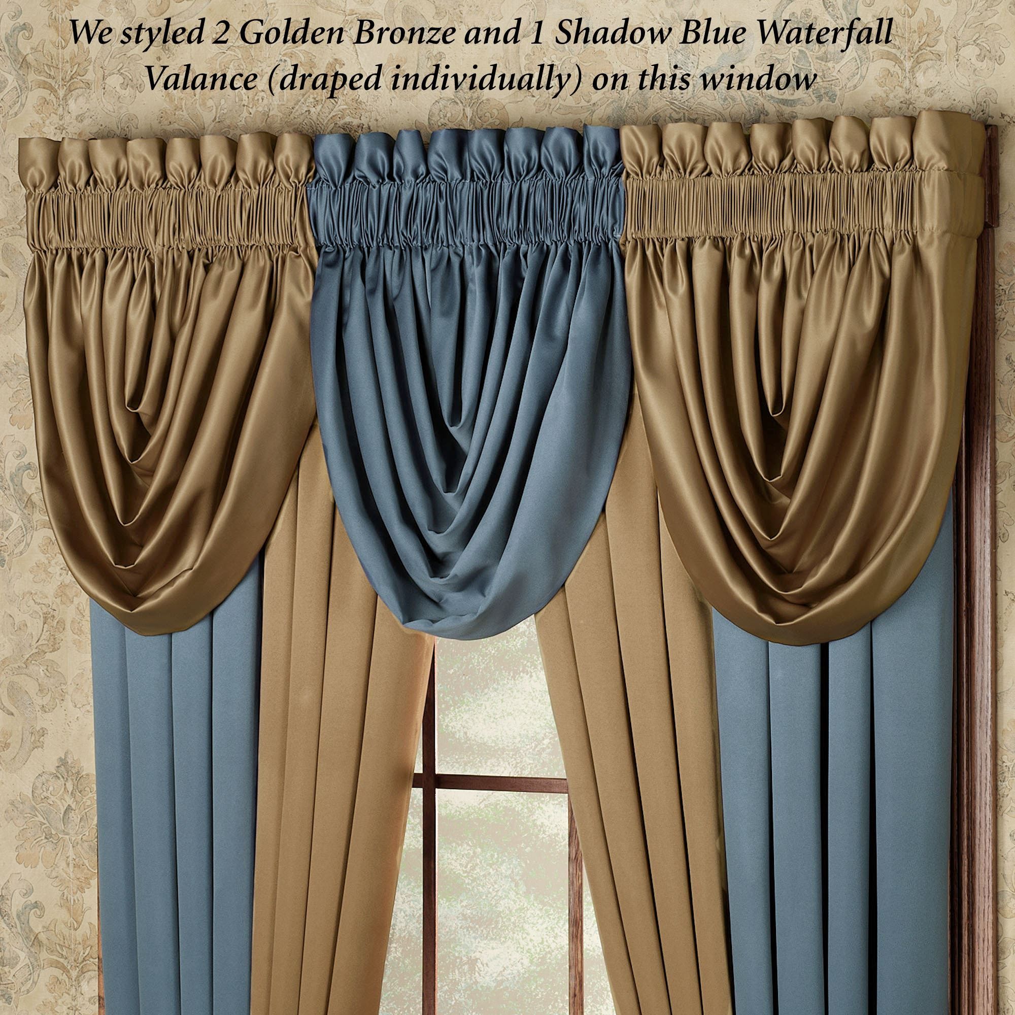to waterfall by treatment curtain p queen valance expand click tailored butter j york new valances pair windsor window