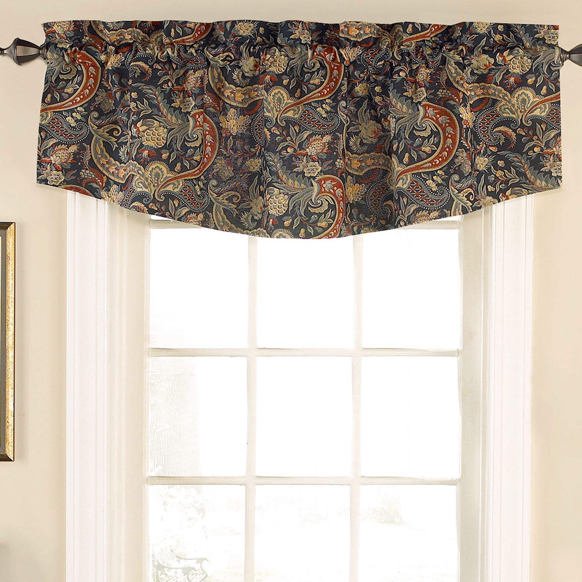 spring valance curtain valances curtains good waverly decoration ideas bling