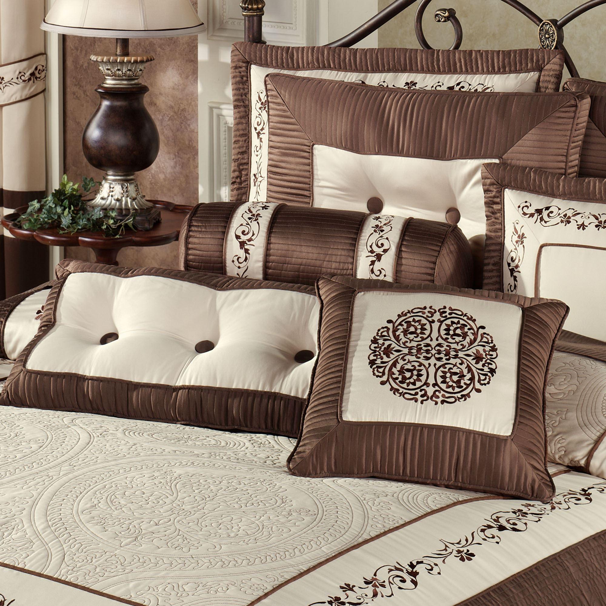 . Baron Bedding Decorative Pillows