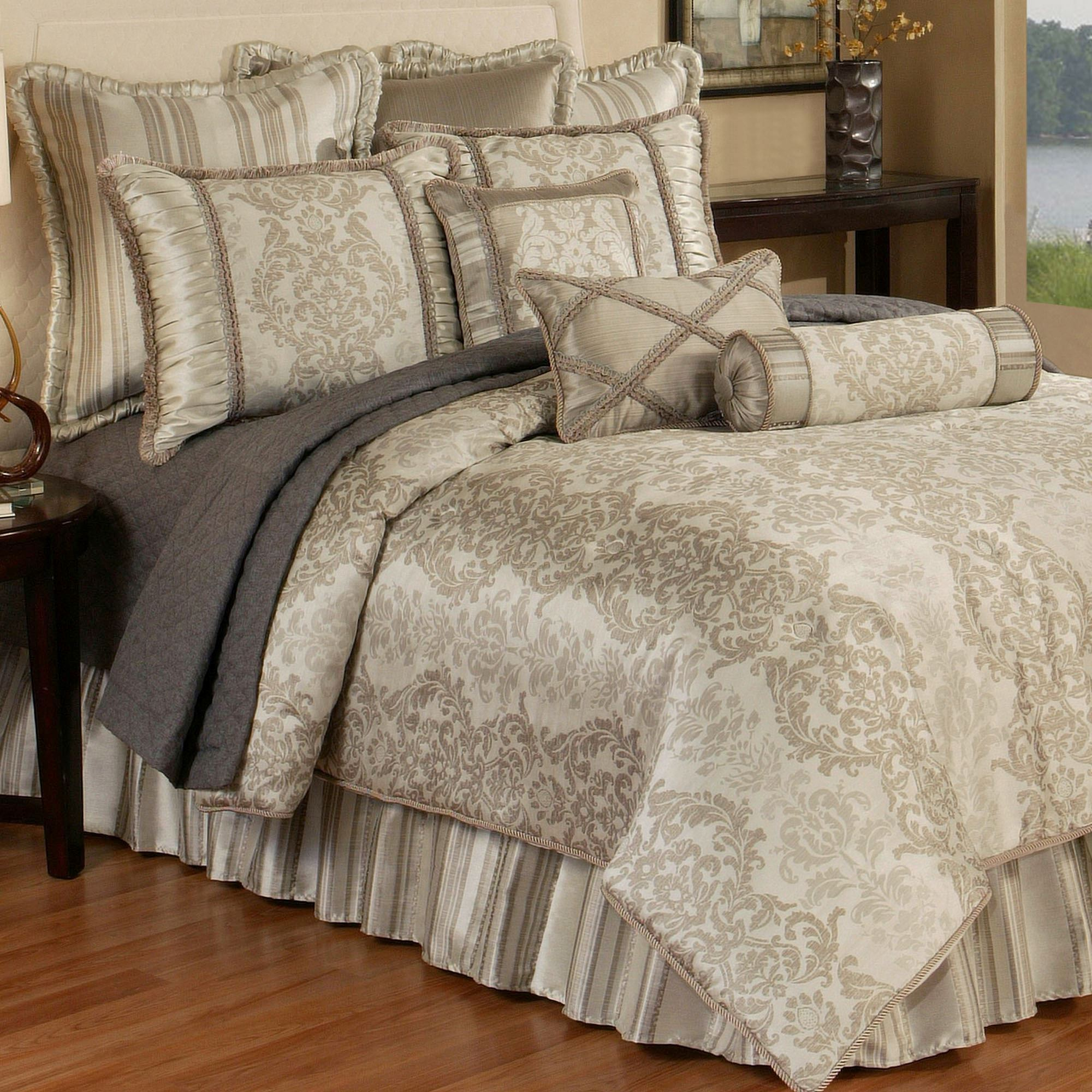 index kama embroidery set collections comforter bamboo forest bedding luxury