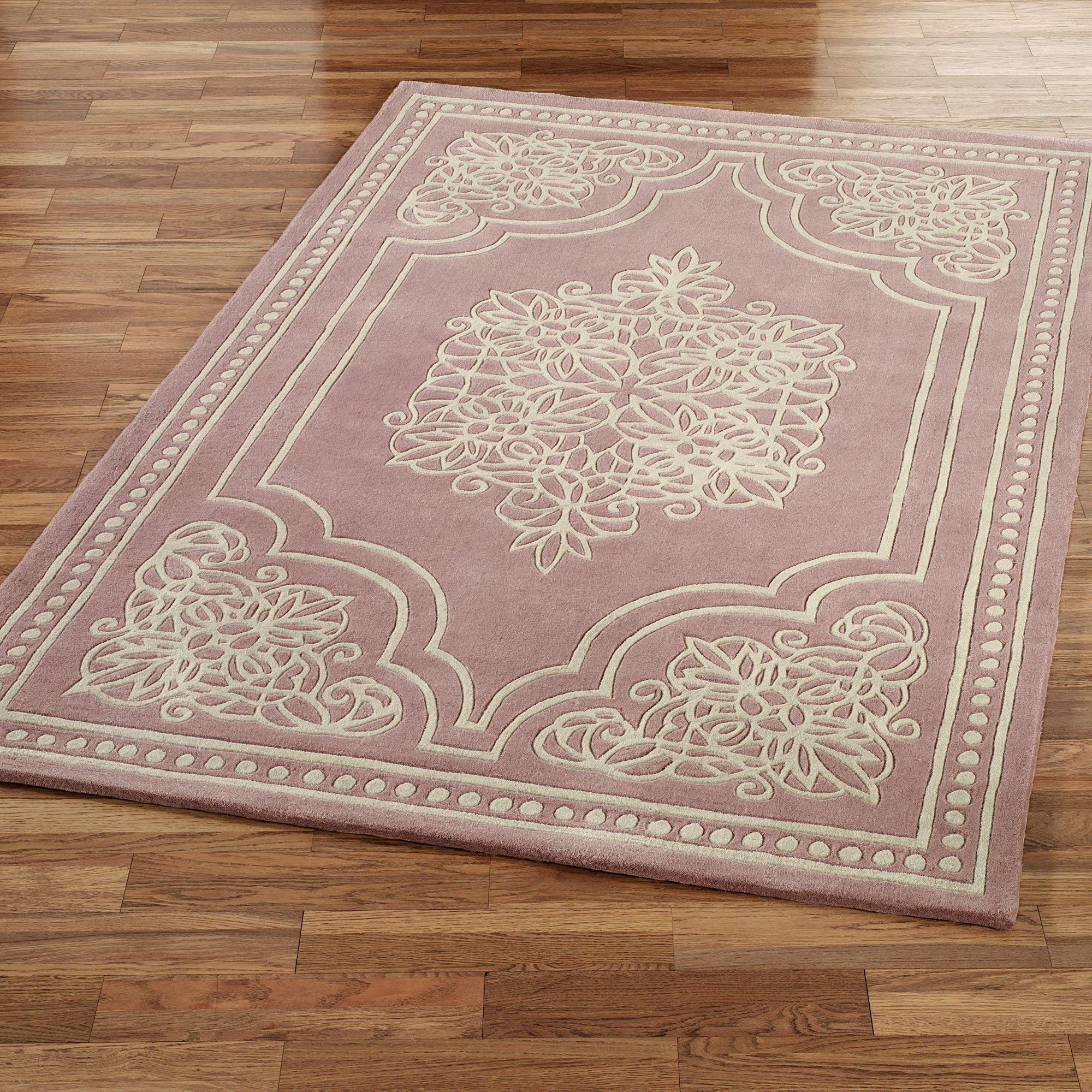 Keepsake Lace Area Rugs