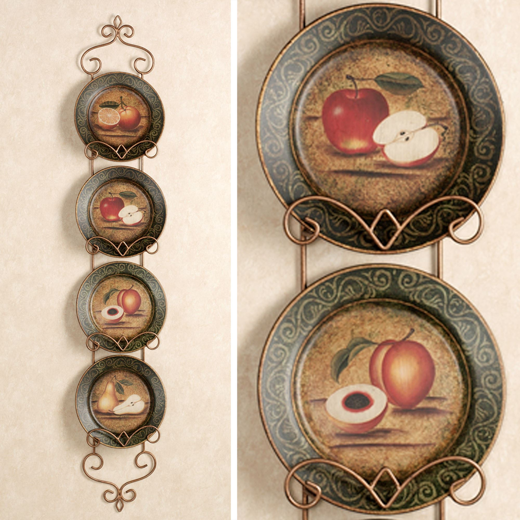 4 Inch Decorative Wall Plates Decorative Plates And Racks Touch Of Class : 4 inch decorative plates - pezcame.com