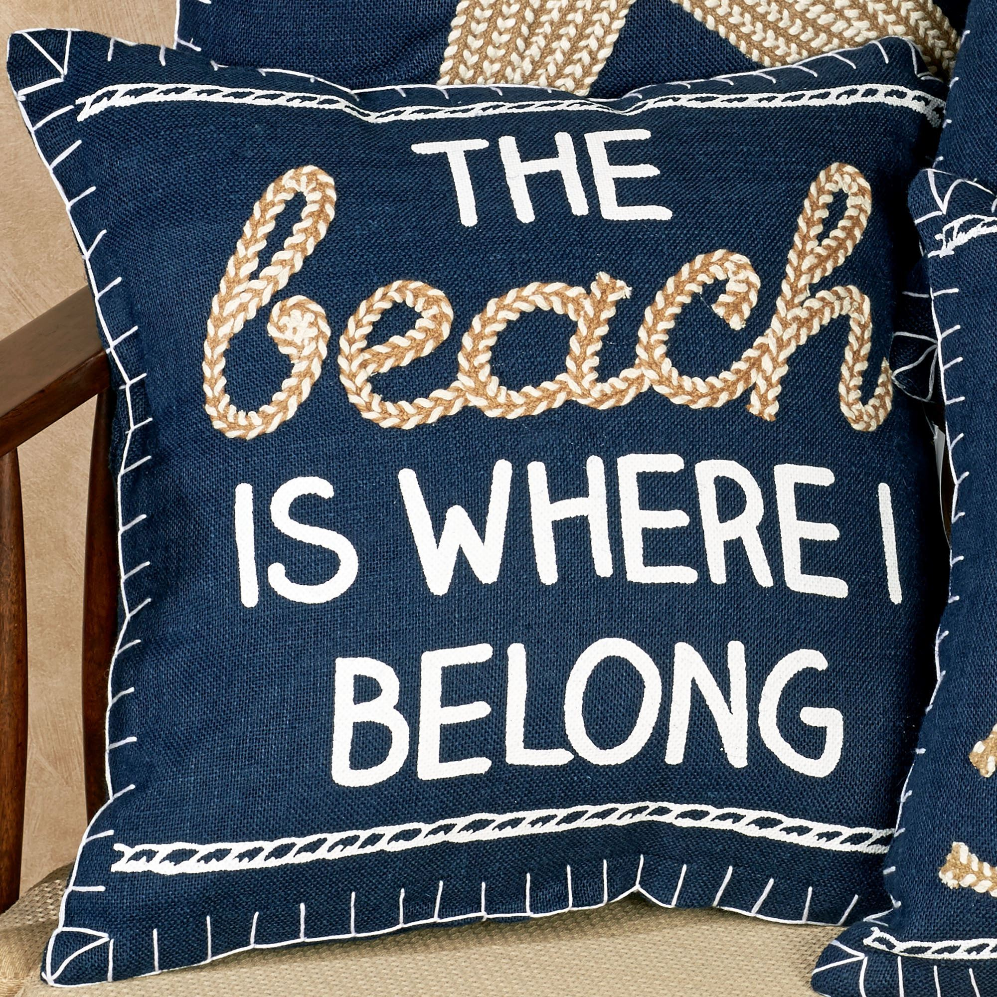 repeat sea cotton by homes city home fashions patio greendale canvas throw urchin kansas pillows talk nautical pillow style