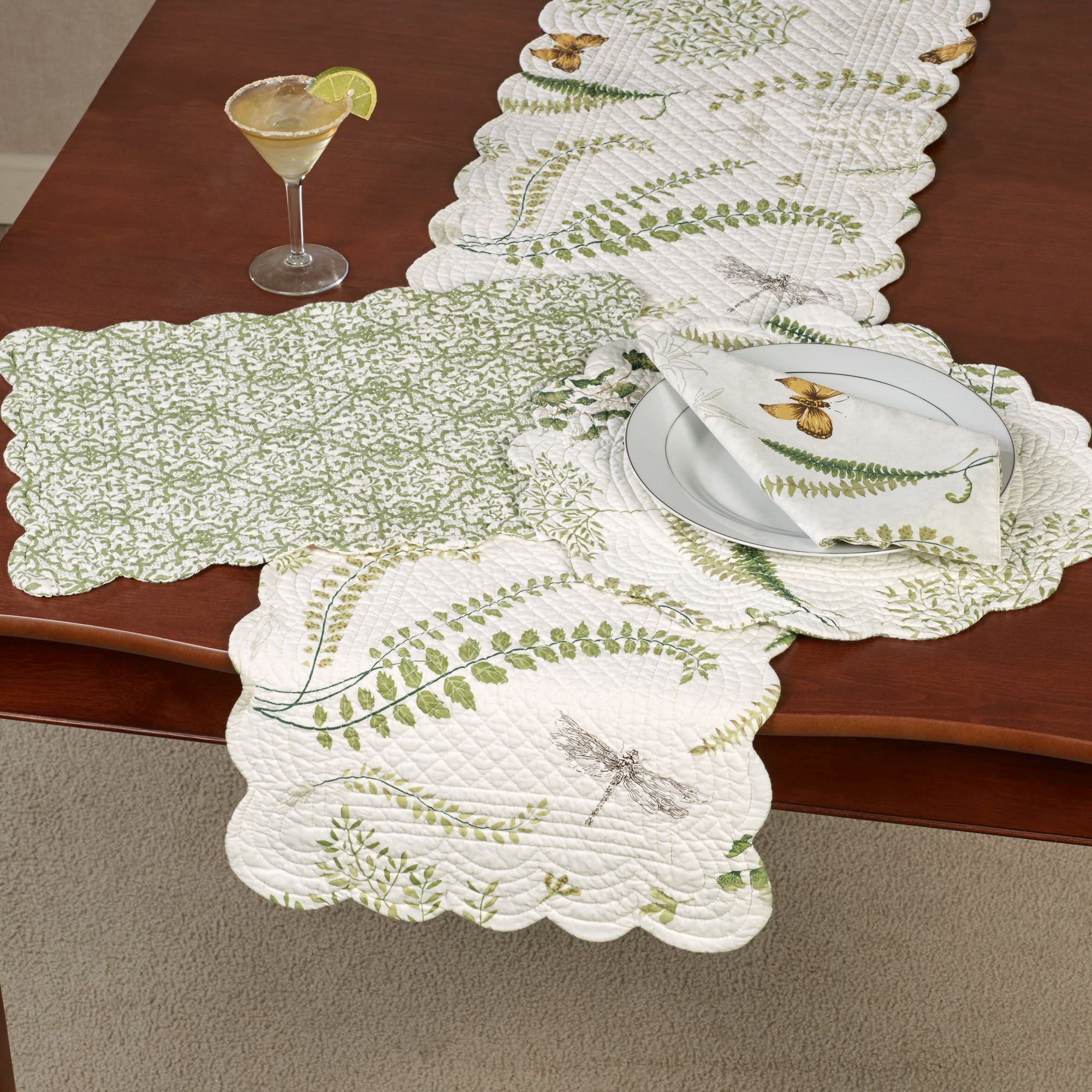 Touch To Zoom · Althea Table Runner ...