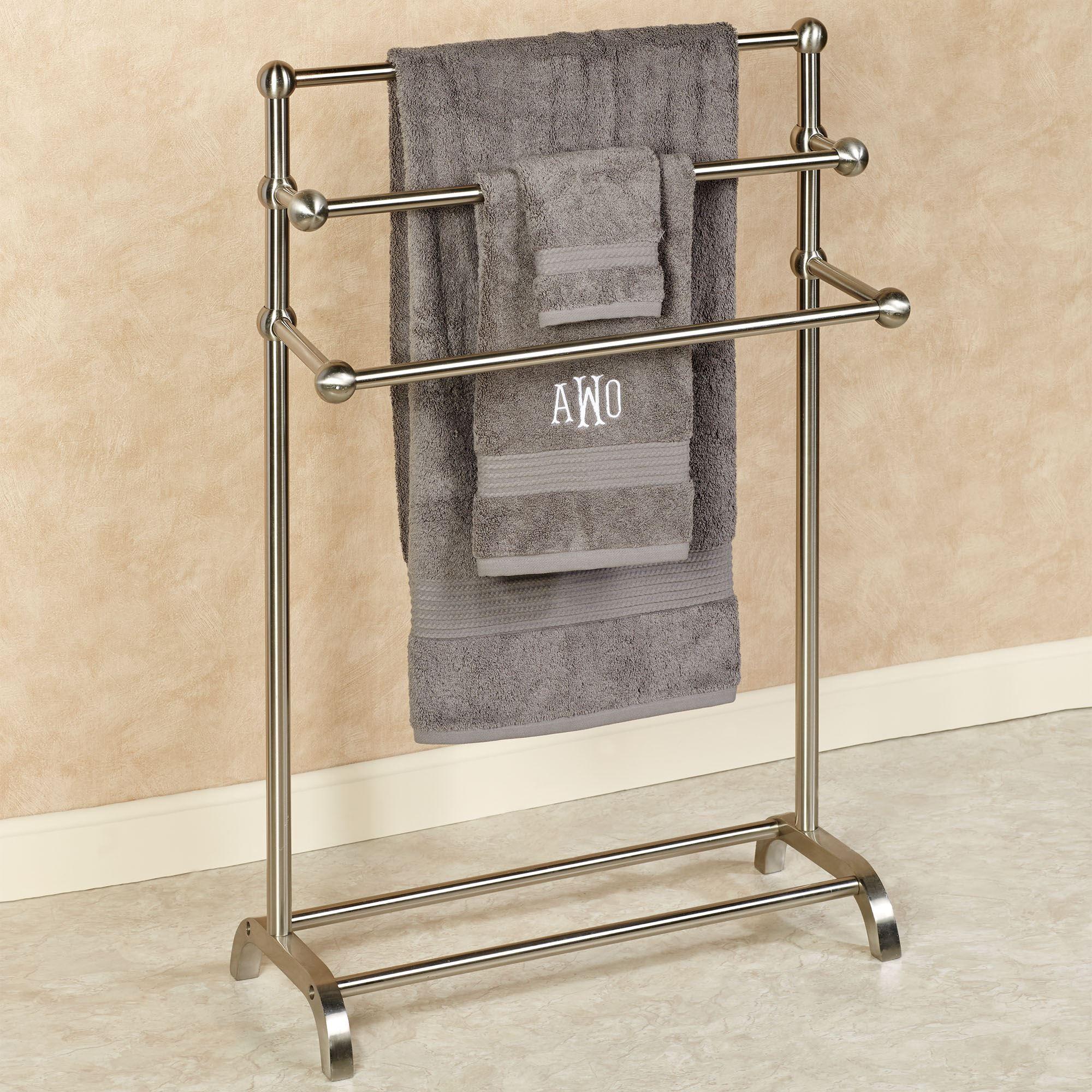 Tier Towel Rack