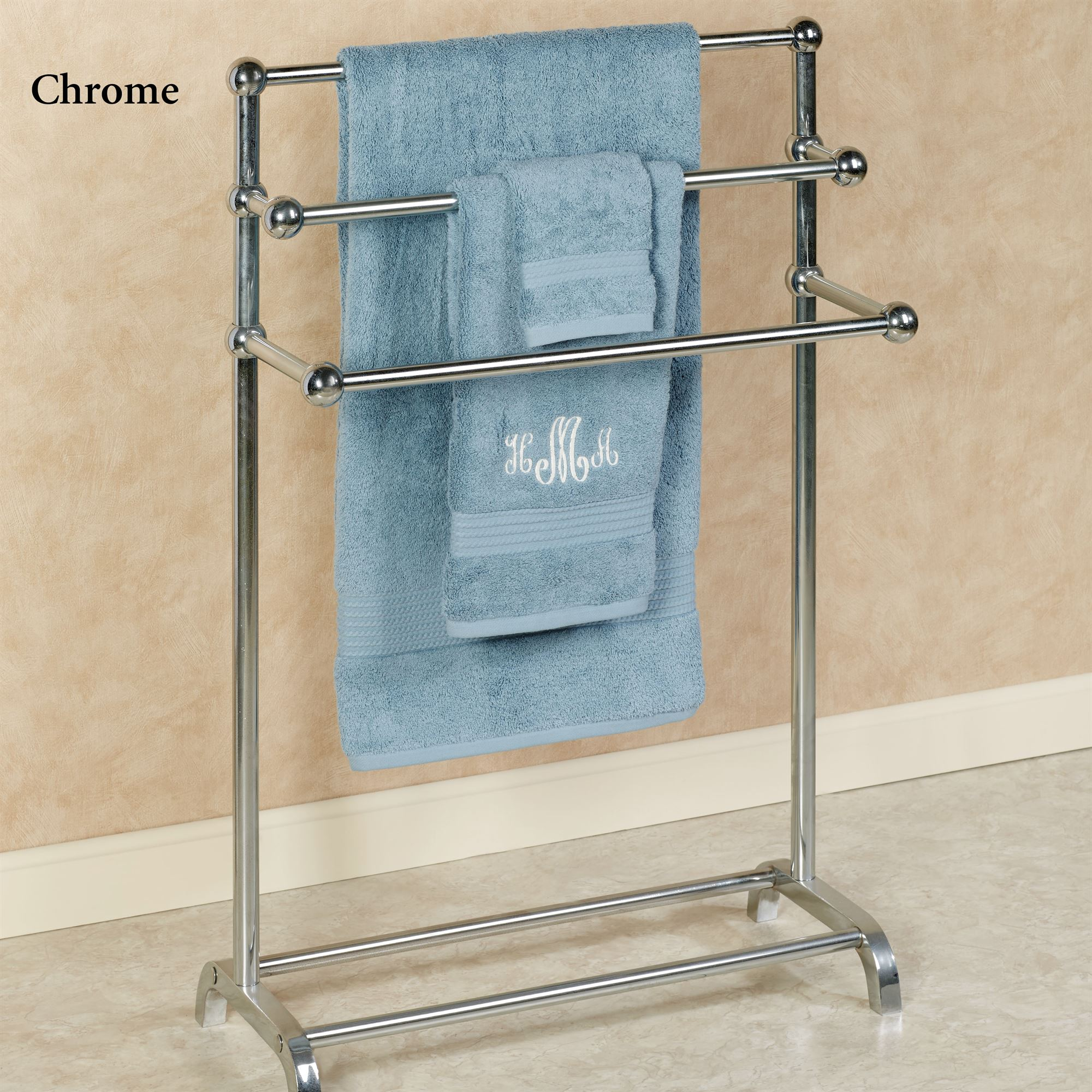 Three Tier Towel Rack
