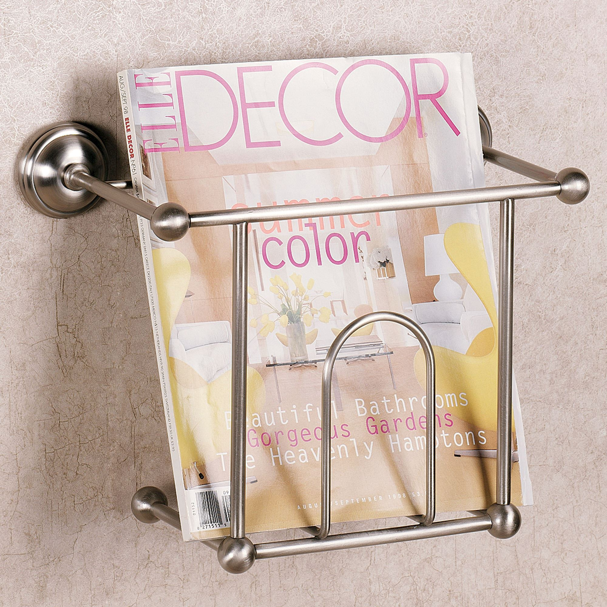 rack etsy coryc holder ikea wall of furniture mounted double fresh elegant mount blackironworks magazine small rustic