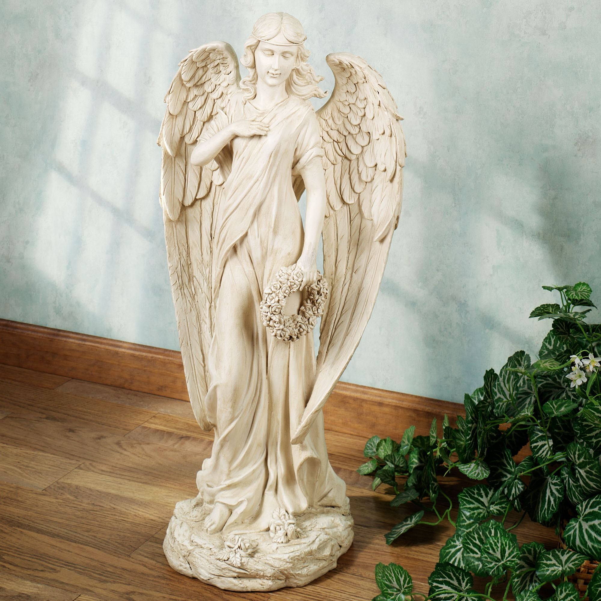Finest Garden Statues of Angels - Indoor and Outdoor Religious Statuary.