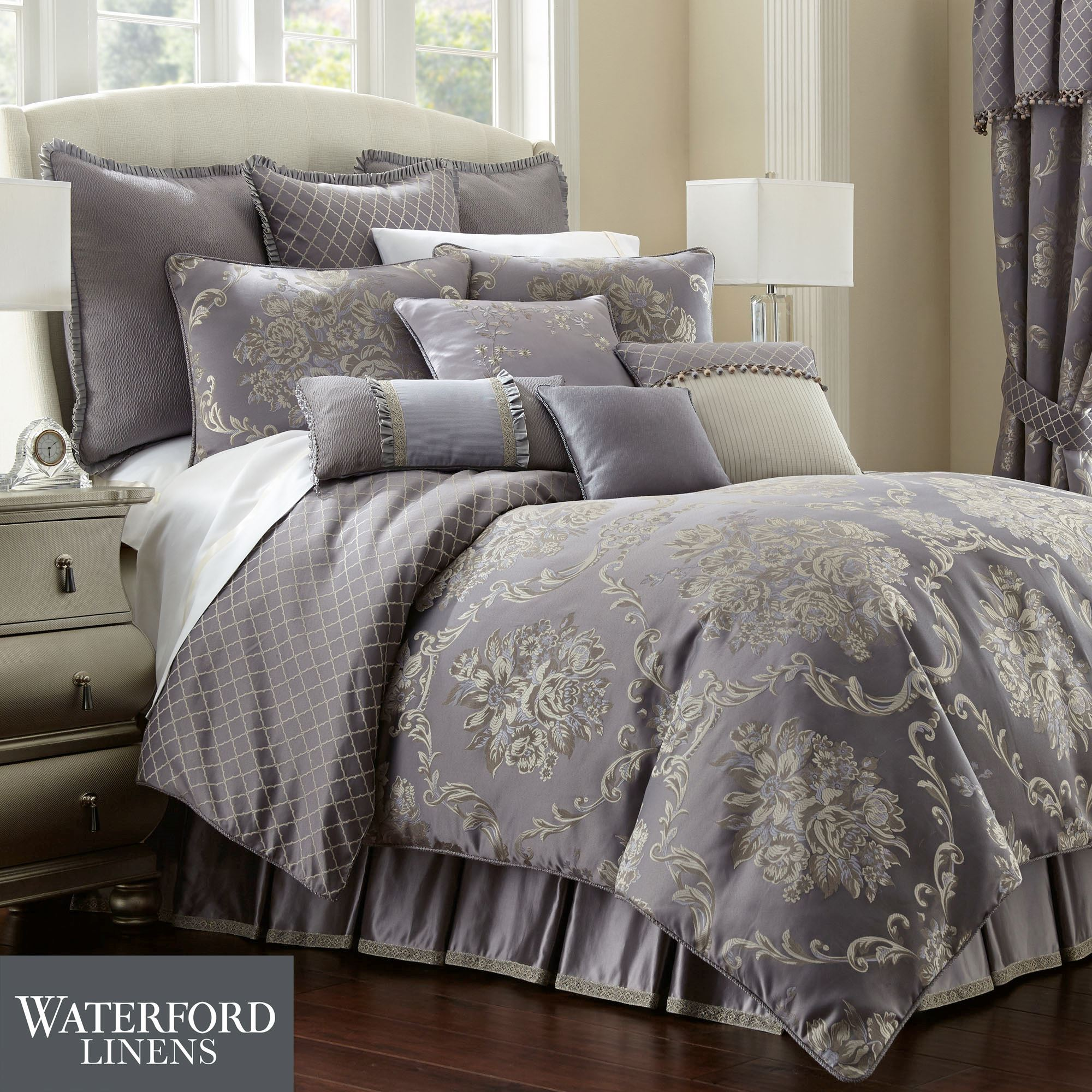 linens bedding purple cover set product butterfly range quilt bed duvet printed