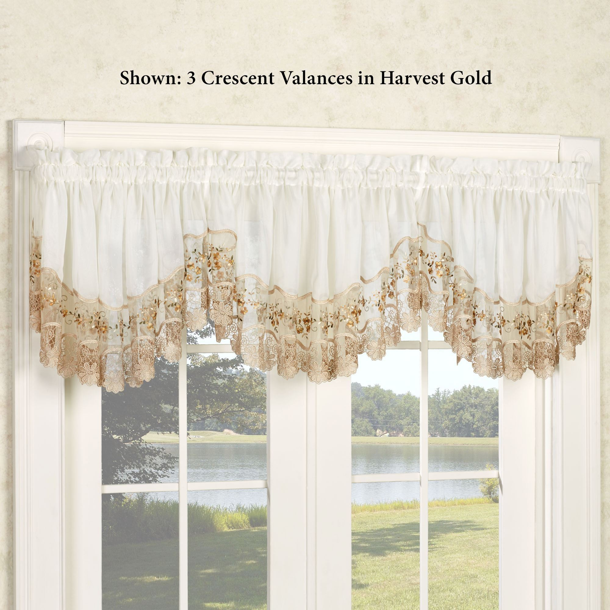 sheer in allen red roth shop rod pd pocket valance cheshire polyester