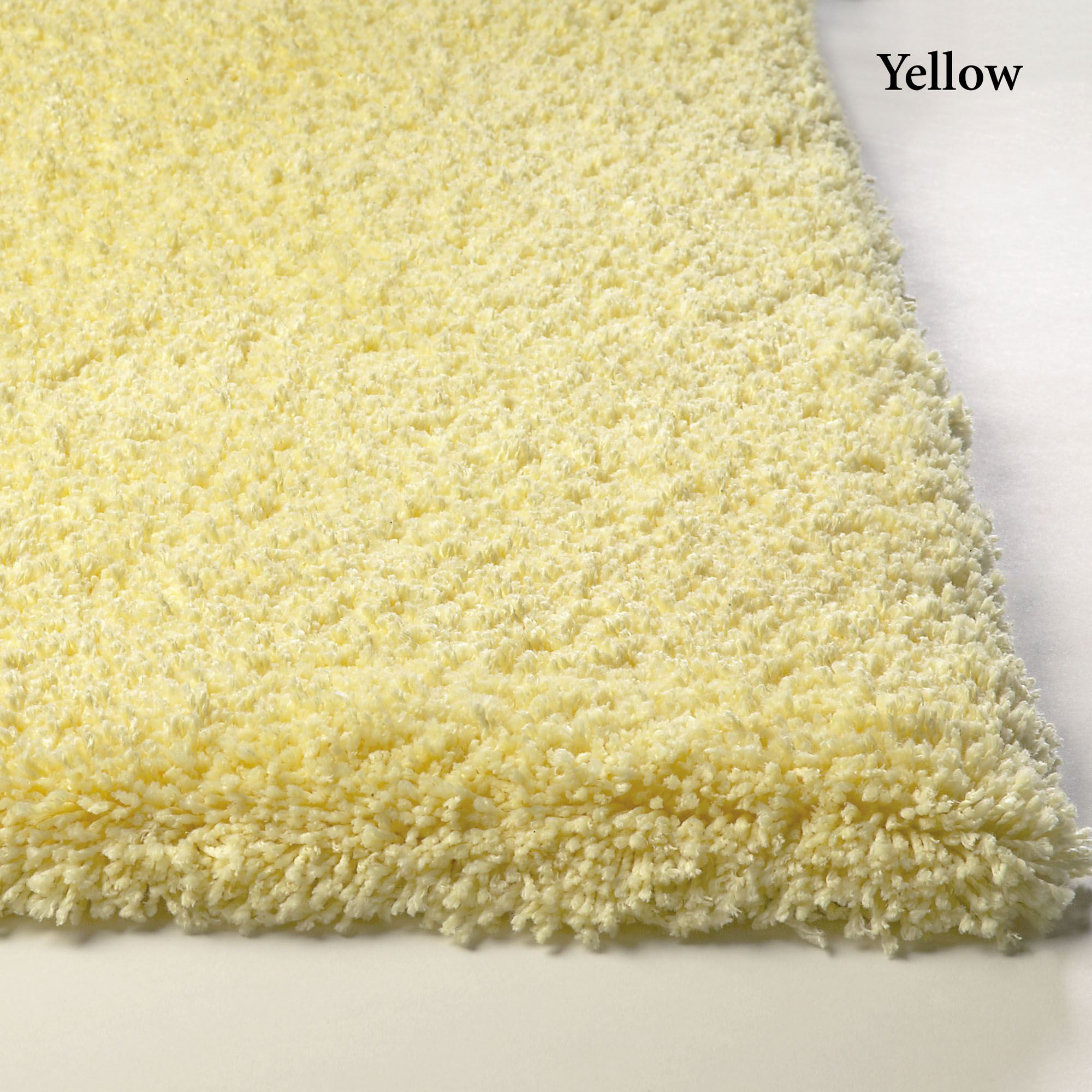 Fadfay Super Soft Modern Shaggy Area Rugs Turquoise Rug: Bliss Bright Super Soft Shag Area Rugs