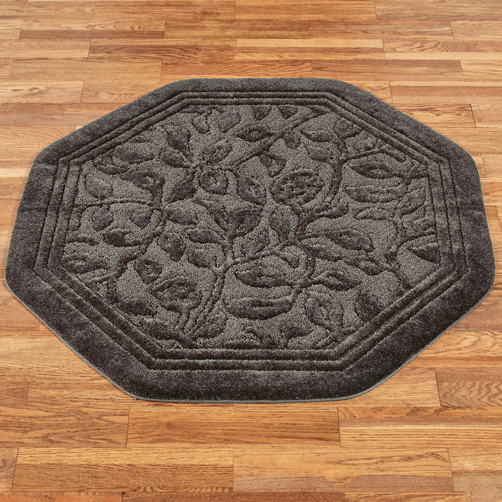 Wellington Nylon Octagon Rug 4