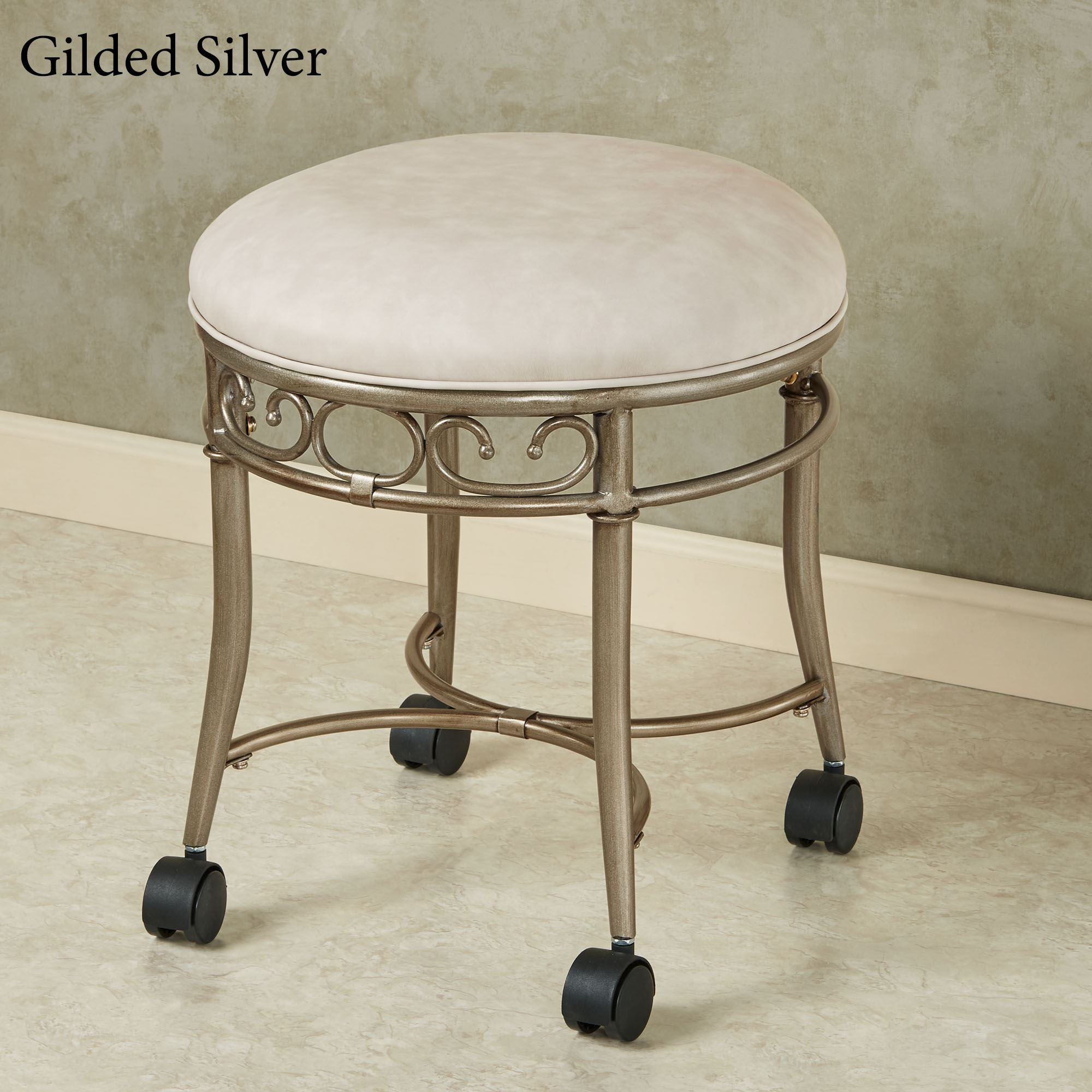 ideas chair home tray silver design vanity stool grey pier one velvet