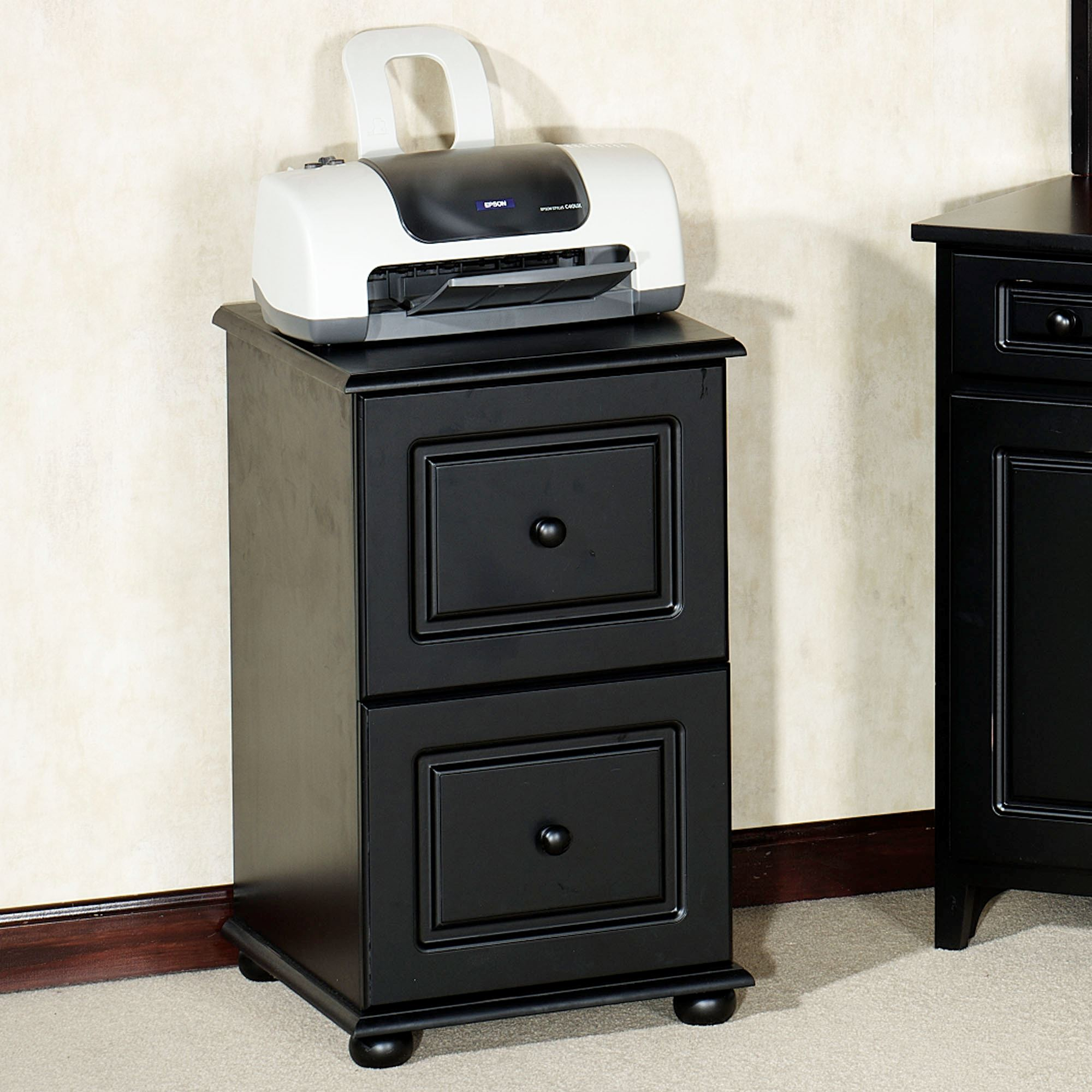 Exceptionnel Auston Black File Cabinet. Auston File Cabinet. Touch To Zoom