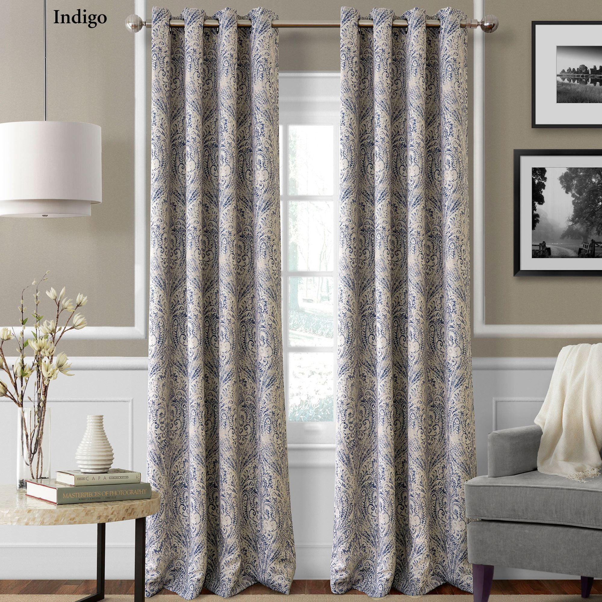 ip panels grommet ironwork window x top walmart blackout thermal curtain pearl of exclusive com black set home curtains