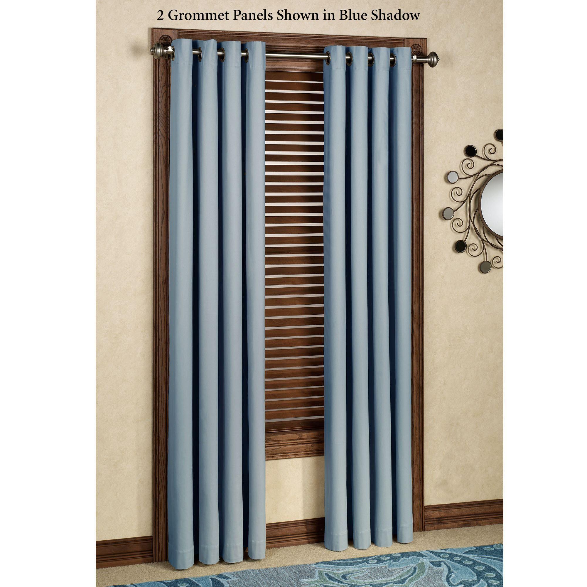 Nantucket Thermalogic Tm Grommet Curtain Panel
