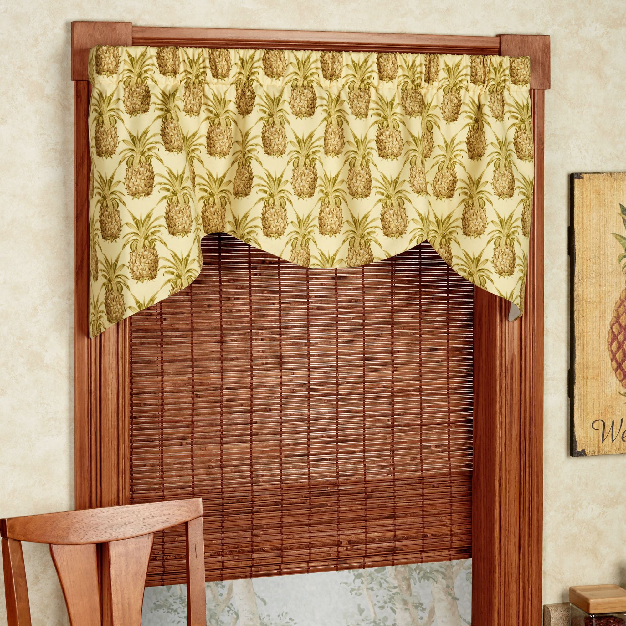 of solid valance breathtaking red kitchen black country modern full bright swag yellow curtains size and mustard