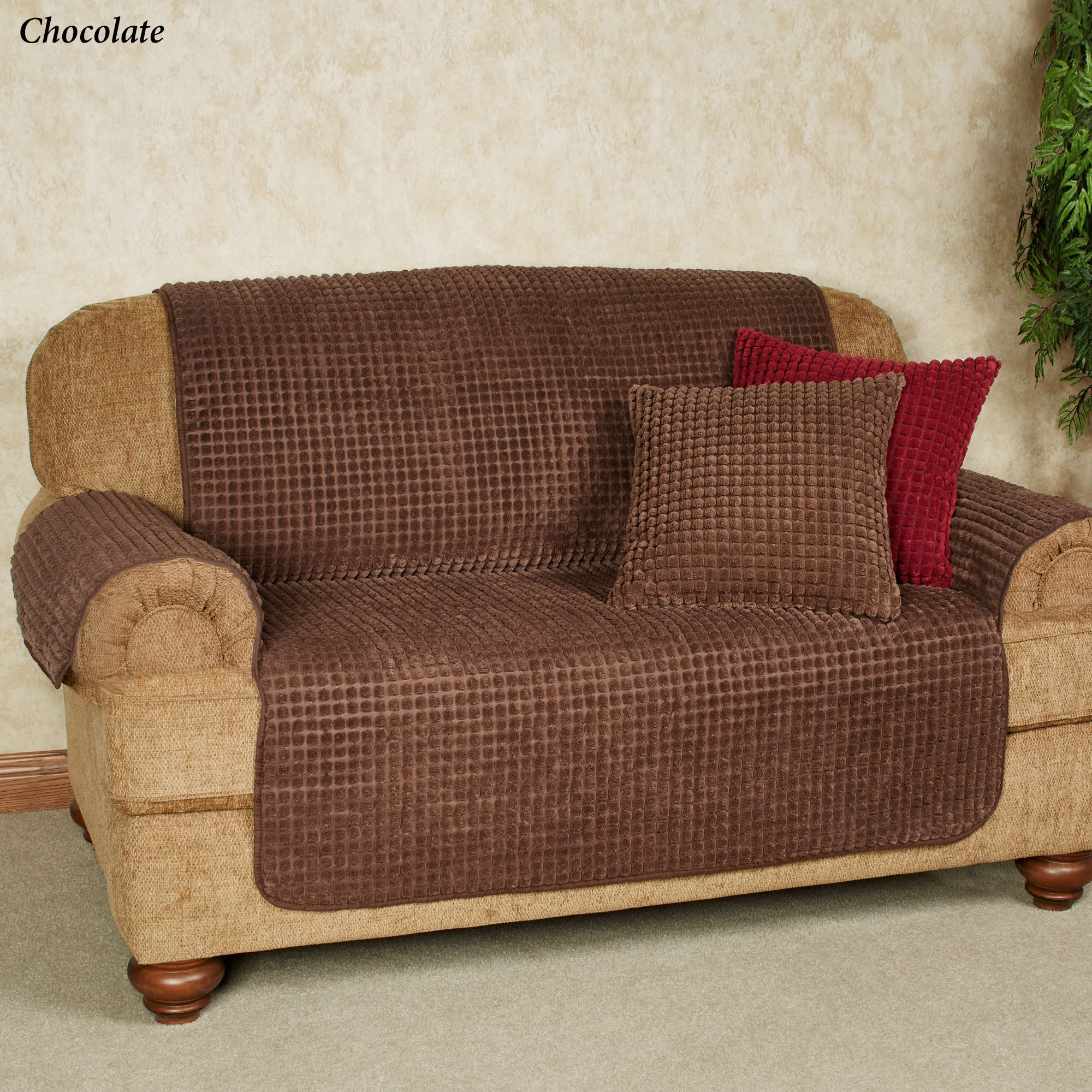 Phenomenal Premier Puff Loveseat And Sofa Furniture Protectors With Tuck Flaps Machost Co Dining Chair Design Ideas Machostcouk
