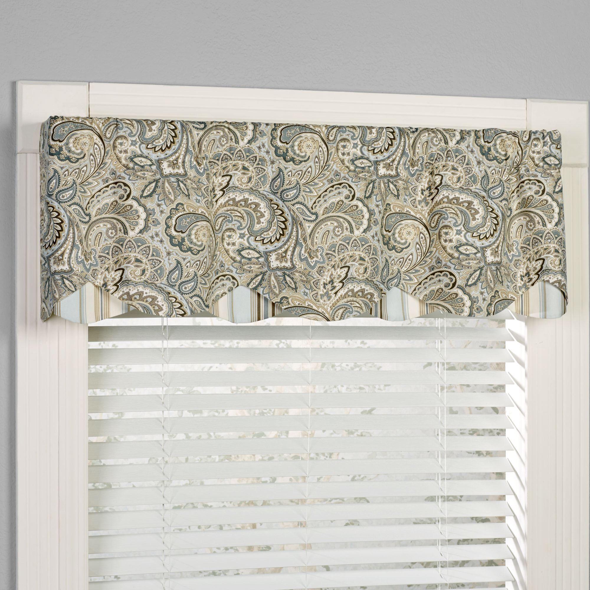 window mg lined custom kick corner valance pleat treatments interiors valances pin
