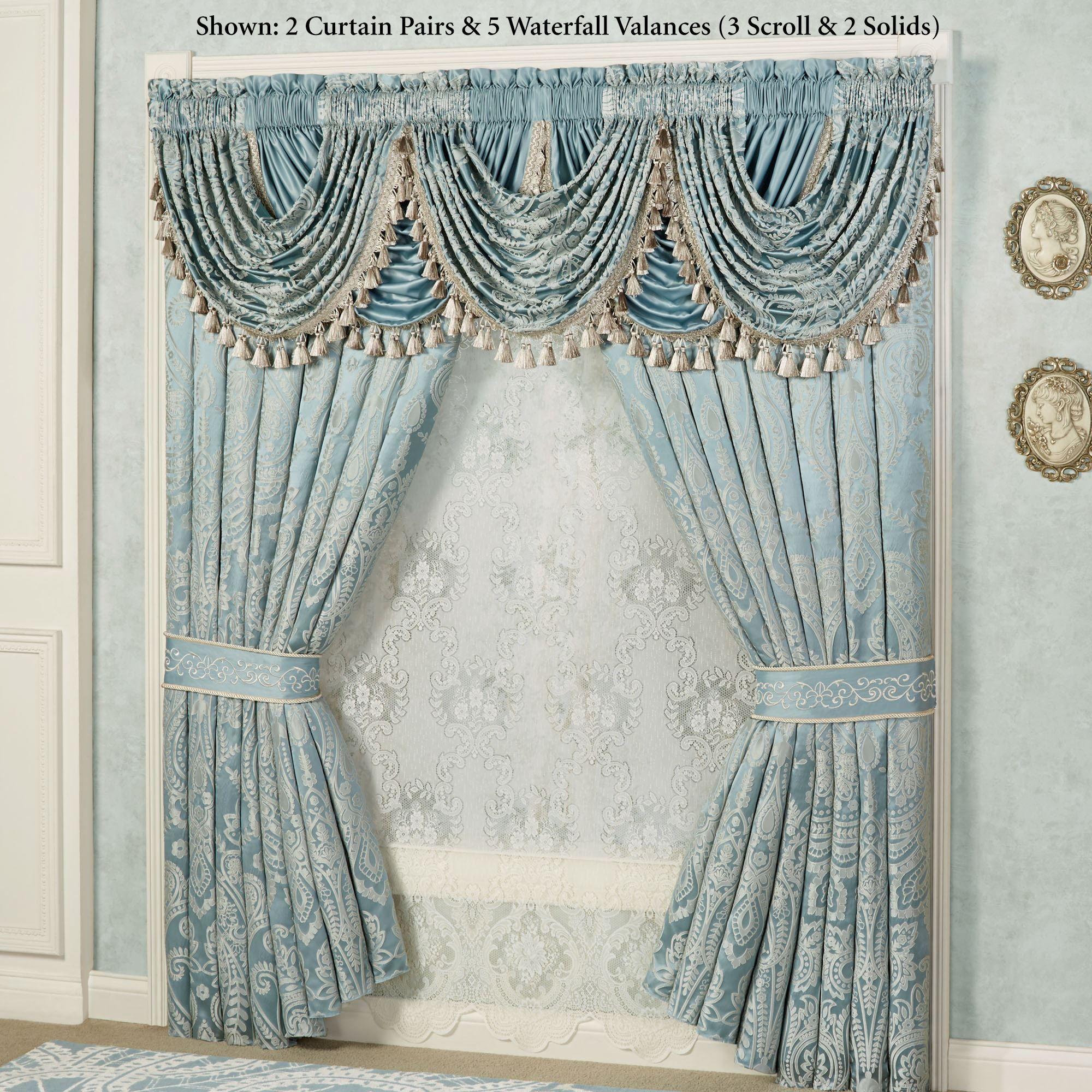 Regency: Regency Parisian Blue Comforter Bedding