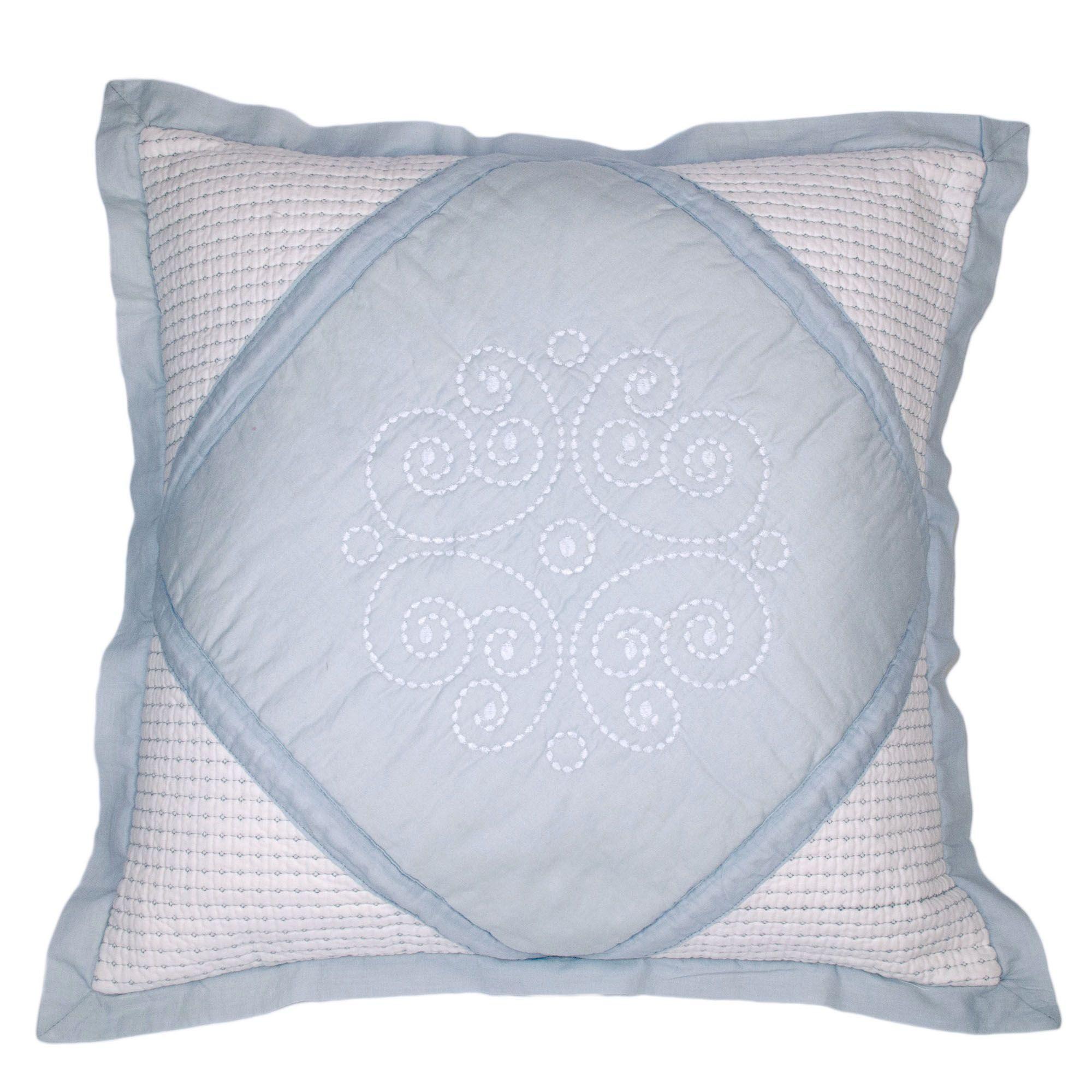 French Perle Decorative Pillows - a Lenox design