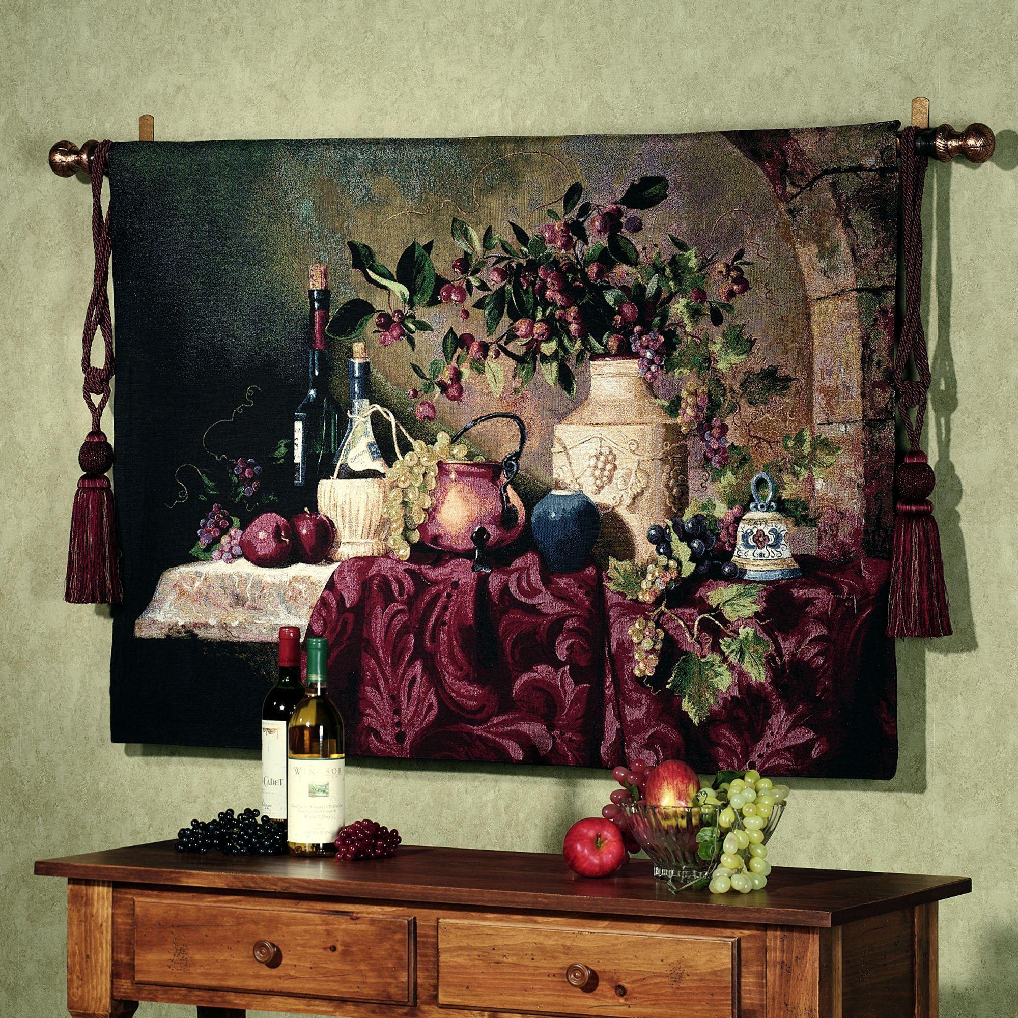 Travola De Capris Wall Tapestry Click To Expand