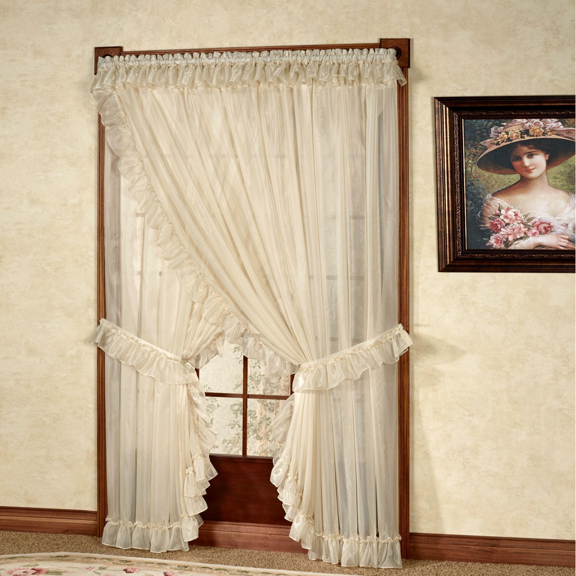 Priscilla Curtains Walmart Best Home Decorating Ideas